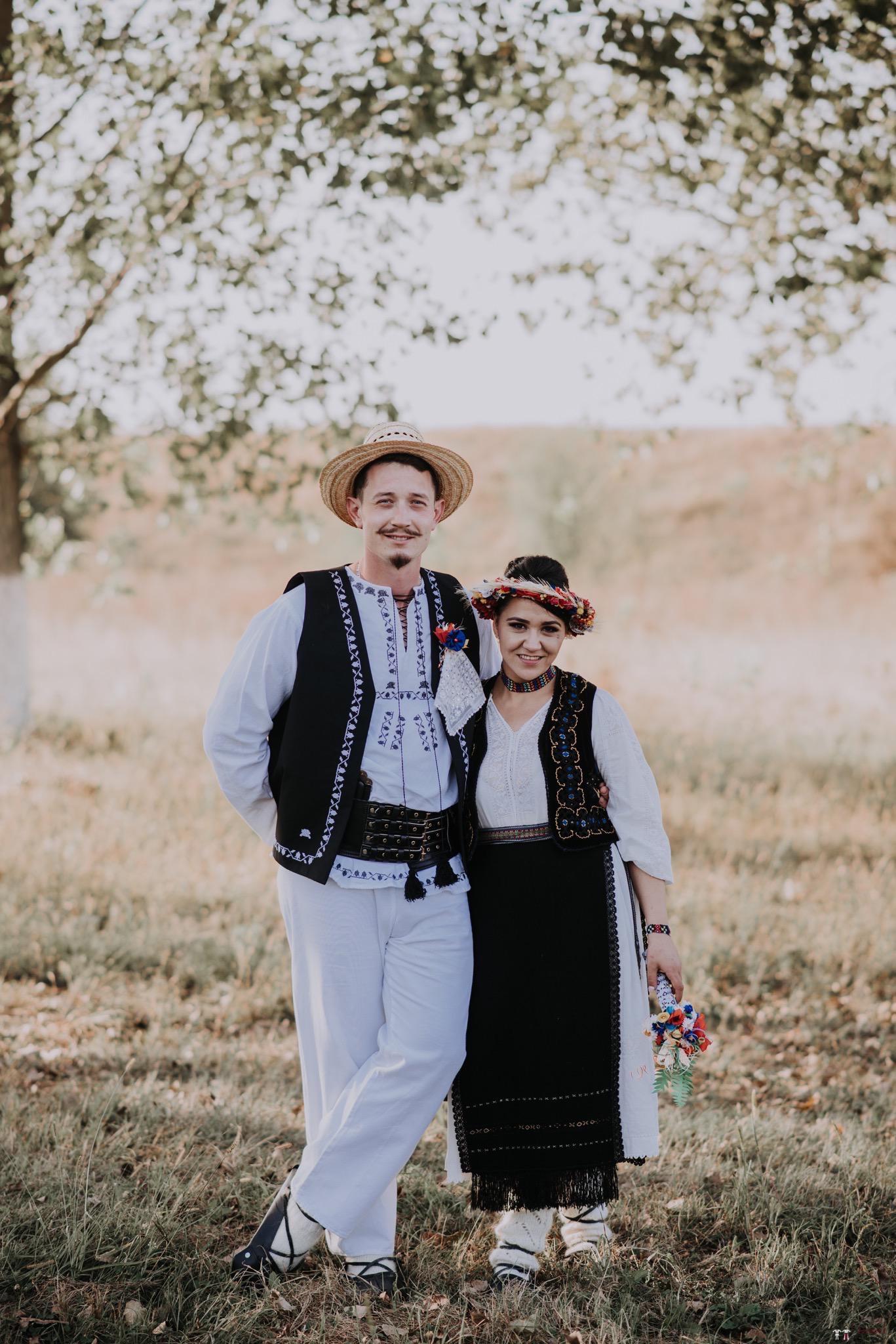 Povești Nunți Tradiționale - Silvia și Adrian. Nuntă tradițională în Ghighișeni, Bihor 85