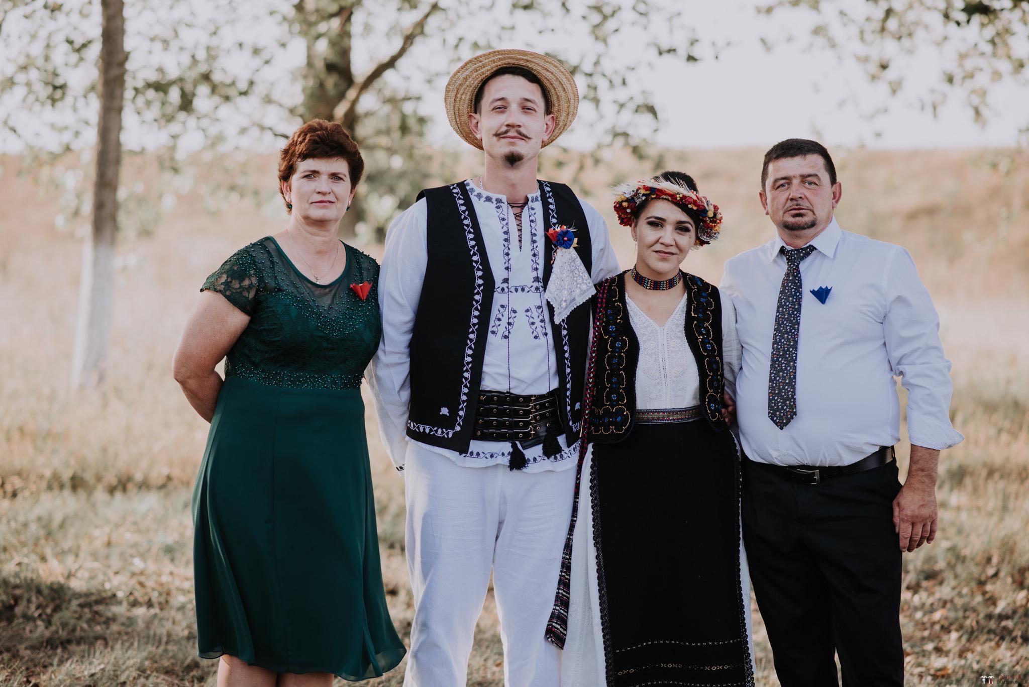 Povești Nunți Tradiționale - Silvia și Adrian. Nuntă tradițională în Ghighișeni, Bihor 86