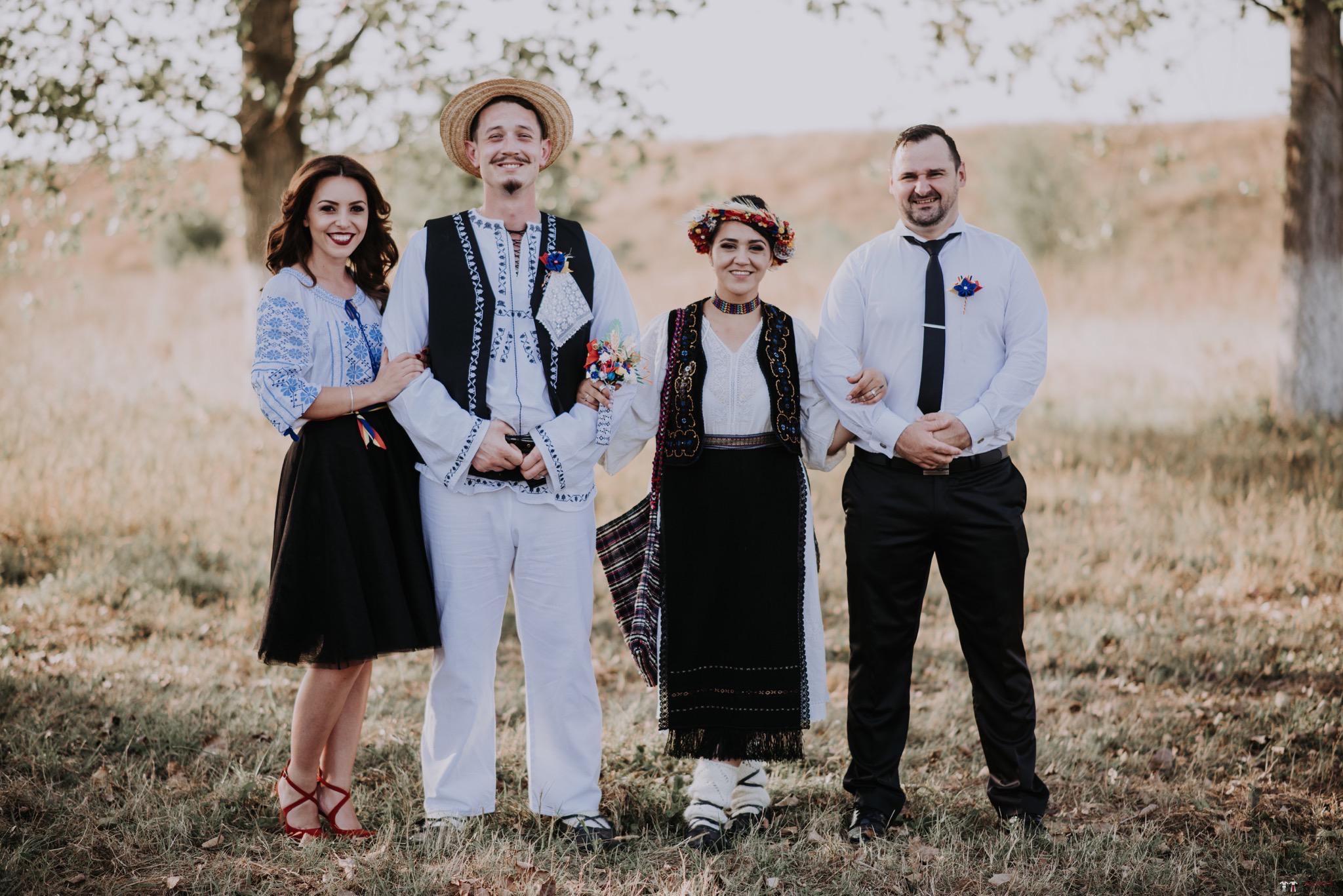 Povești Nunți Tradiționale - Silvia și Adrian. Nuntă tradițională în Ghighișeni, Bihor 87