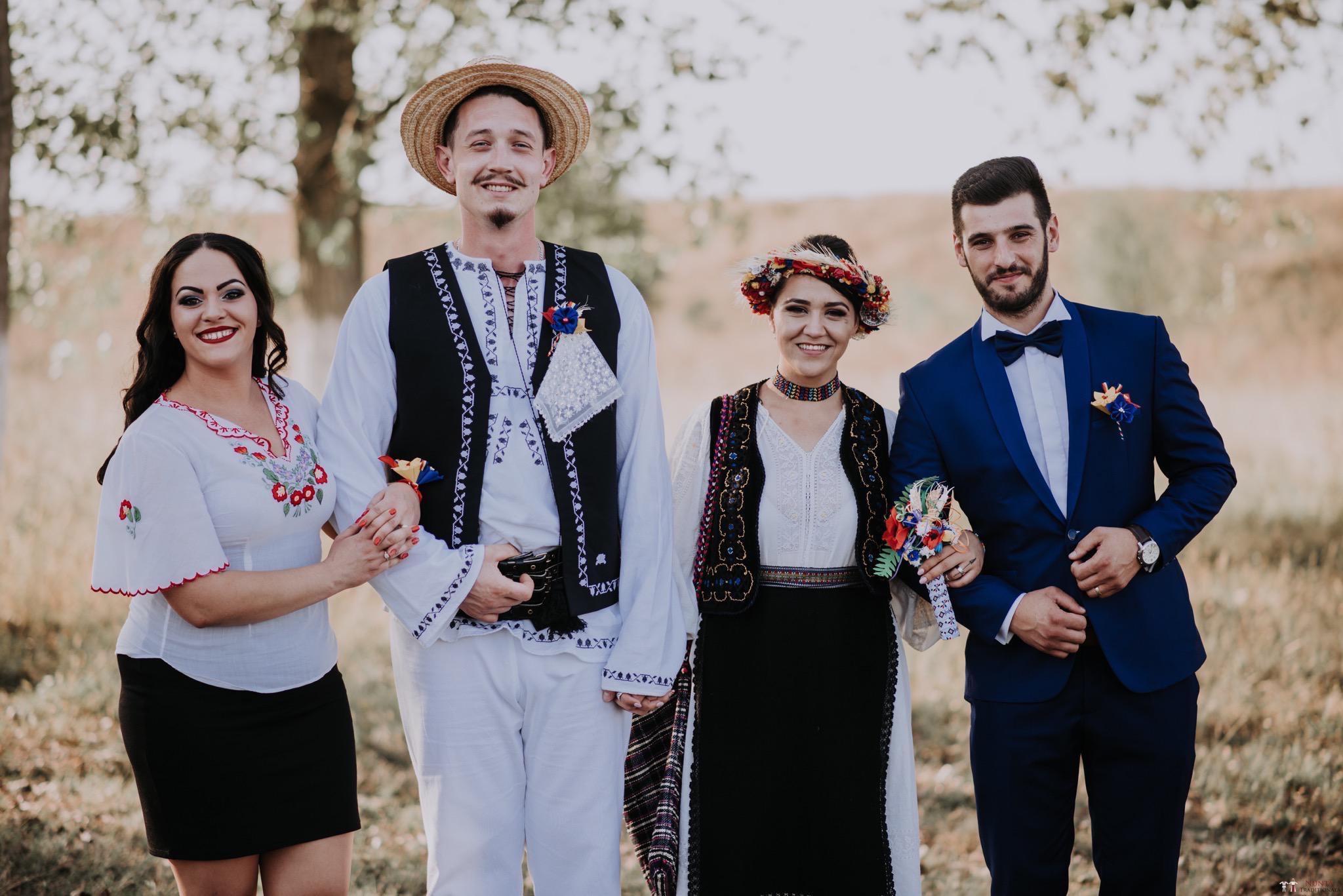Povești Nunți Tradiționale - Silvia și Adrian. Nuntă tradițională în Ghighișeni, Bihor 88