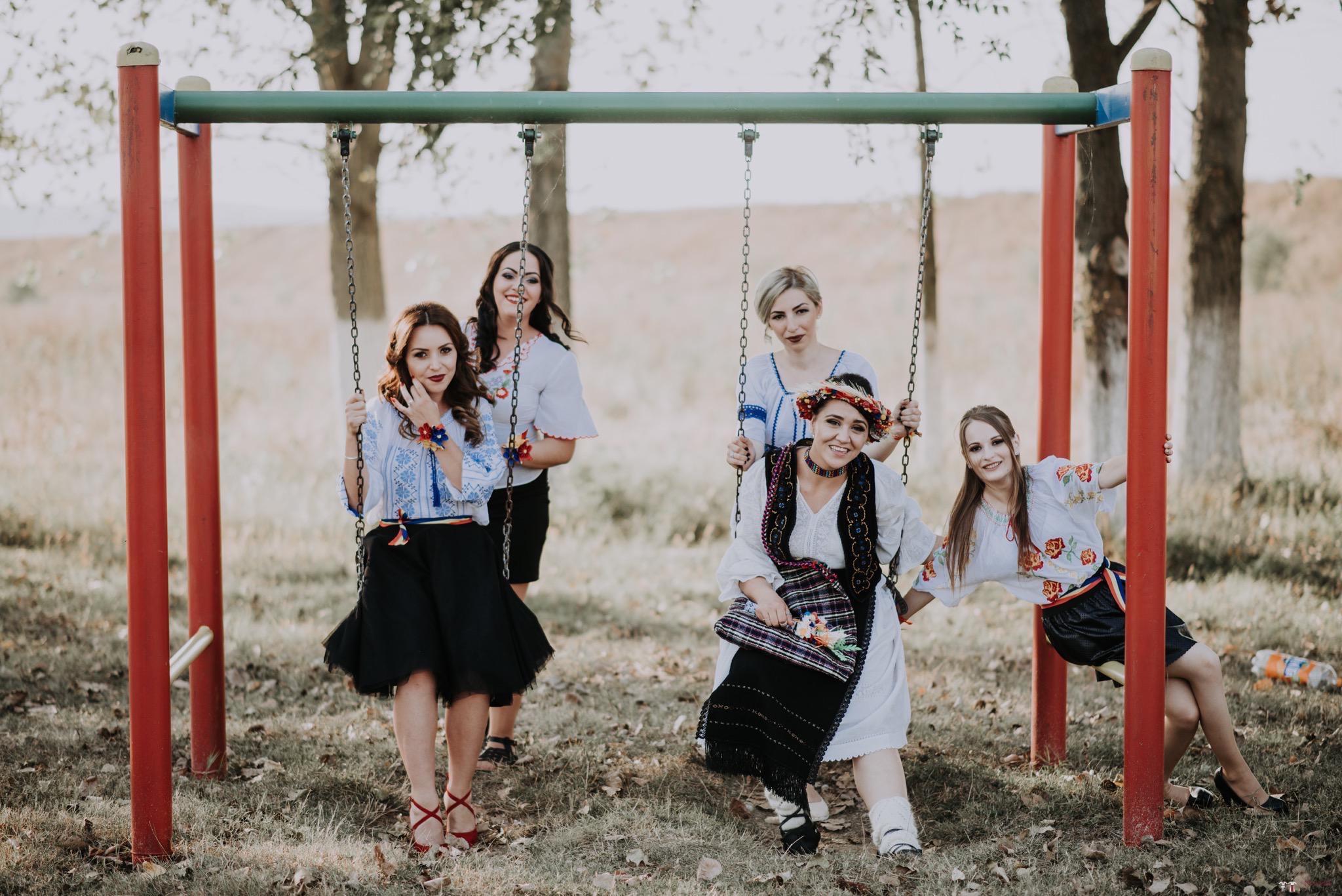 Povești Nunți Tradiționale - Silvia și Adrian. Nuntă tradițională în Ghighișeni, Bihor 89