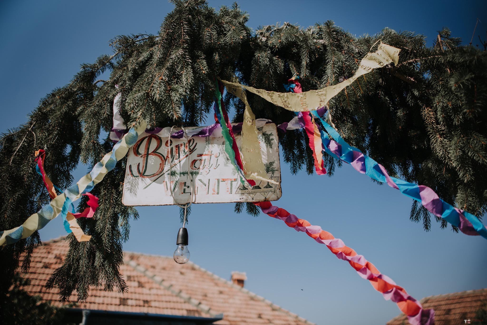 Povești Nunți Tradiționale - Silvia și Adrian. Nuntă tradițională în Ghighișeni, Bihor 72