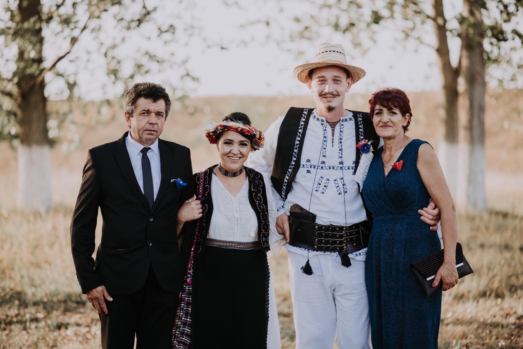 Povești Nunți Tradiționale - Silvia și Adrian. Nuntă tradițională în Ghighișeni, Bihor 90