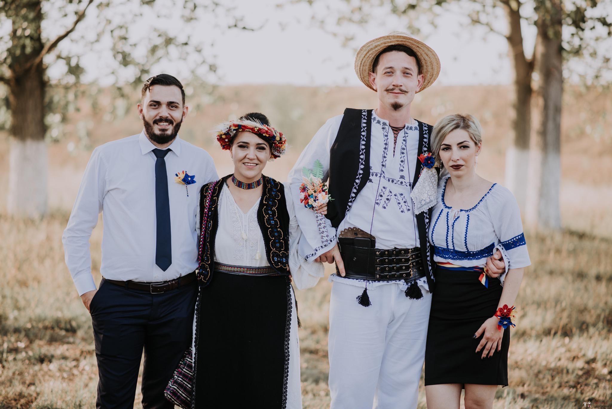 Povești Nunți Tradiționale - Silvia și Adrian. Nuntă tradițională în Ghighișeni, Bihor 91