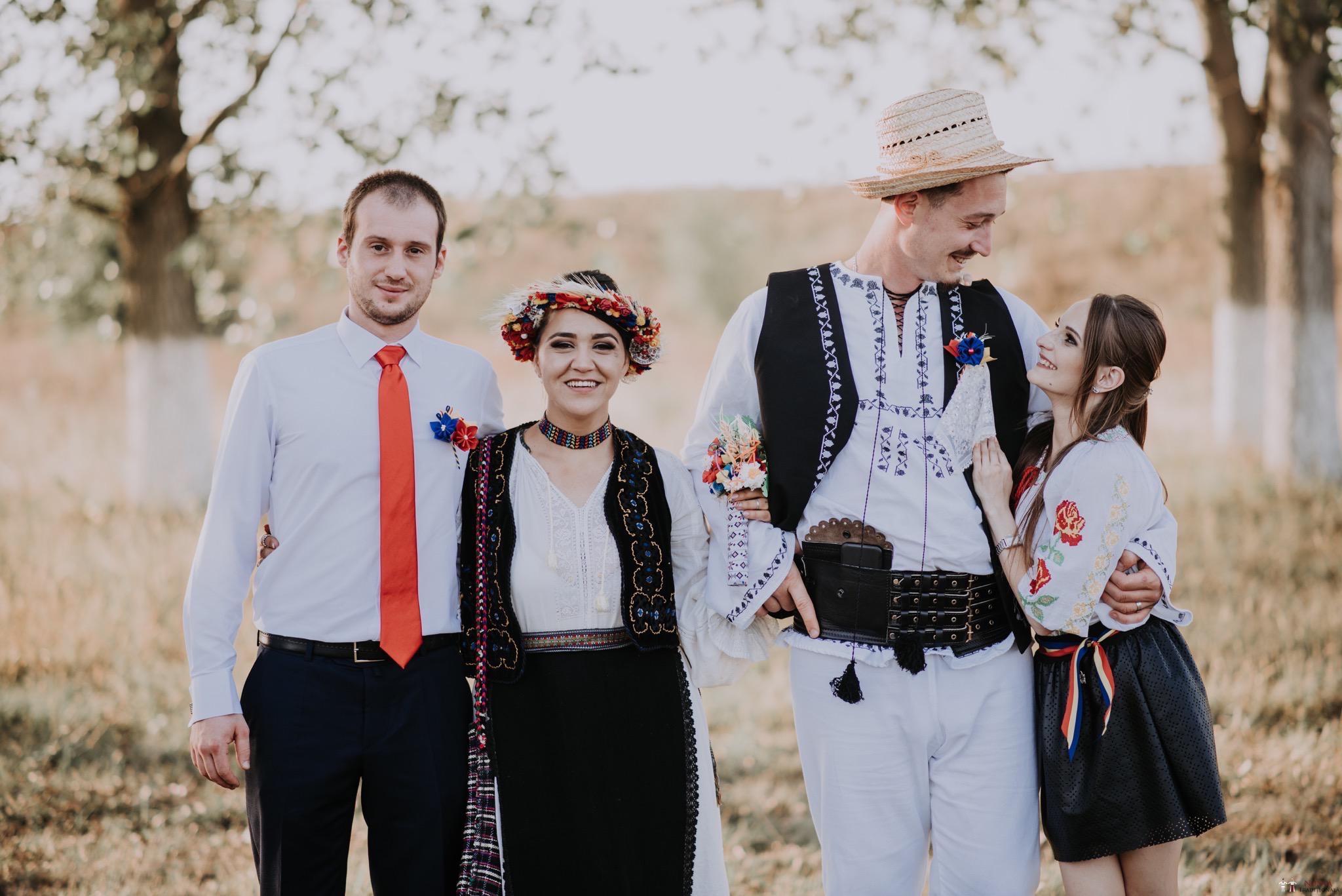 Povești Nunți Tradiționale - Silvia și Adrian. Nuntă tradițională în Ghighișeni, Bihor 92
