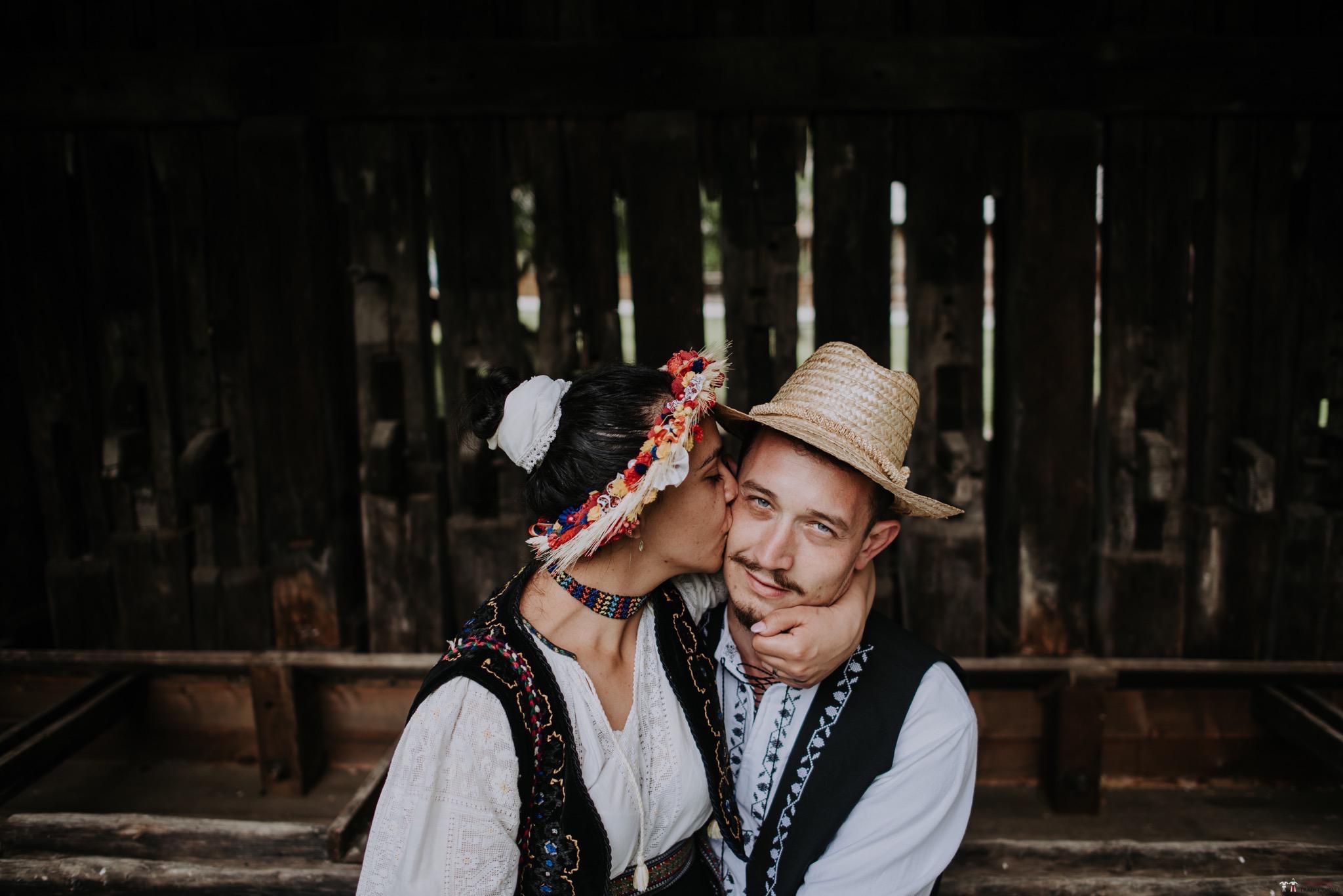 Povești Nunți Tradiționale - Silvia și Adrian. Nuntă tradițională în Ghighișeni, Bihor 114