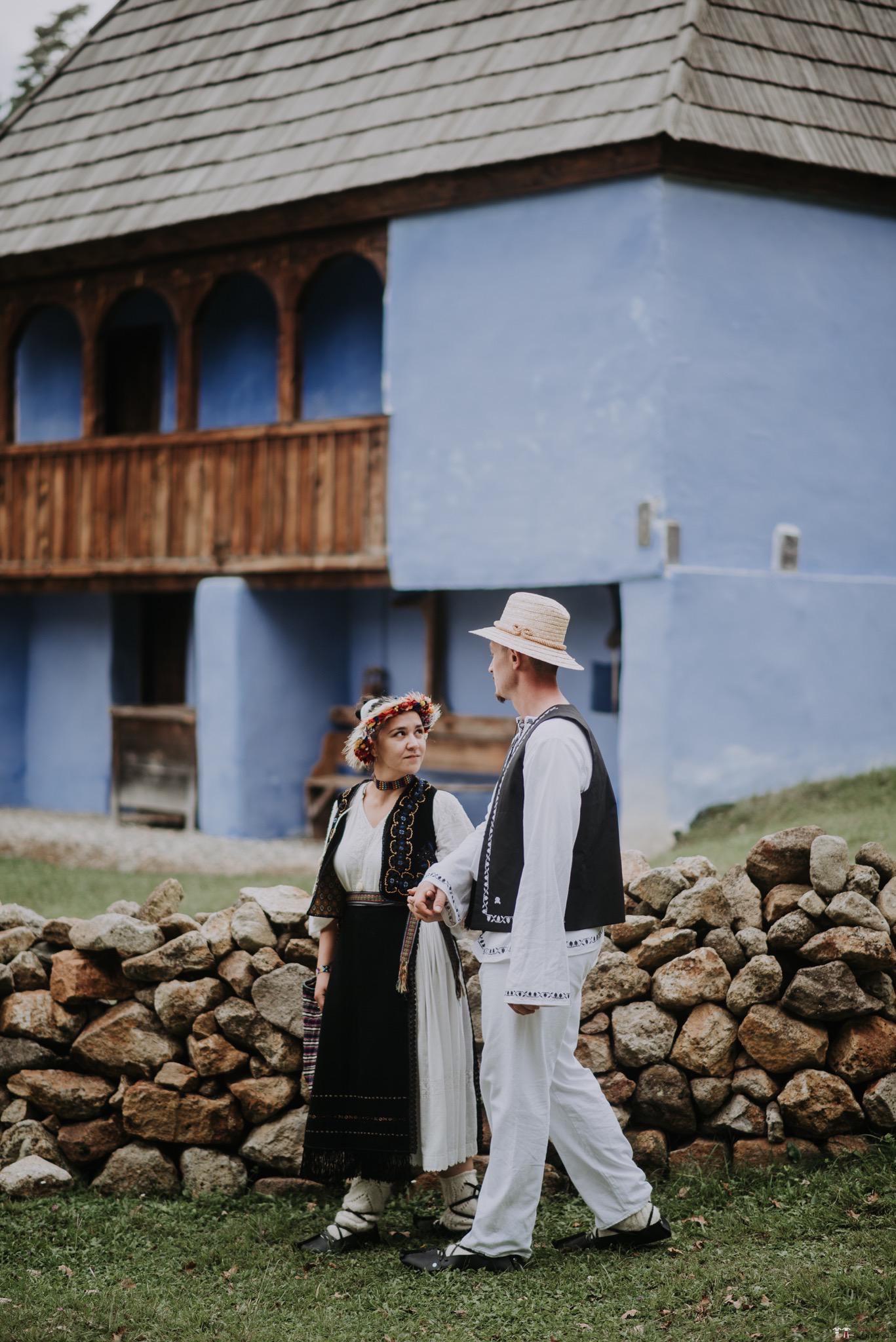 Povești Nunți Tradiționale - Silvia și Adrian. Nuntă tradițională în Ghighișeni, Bihor 116