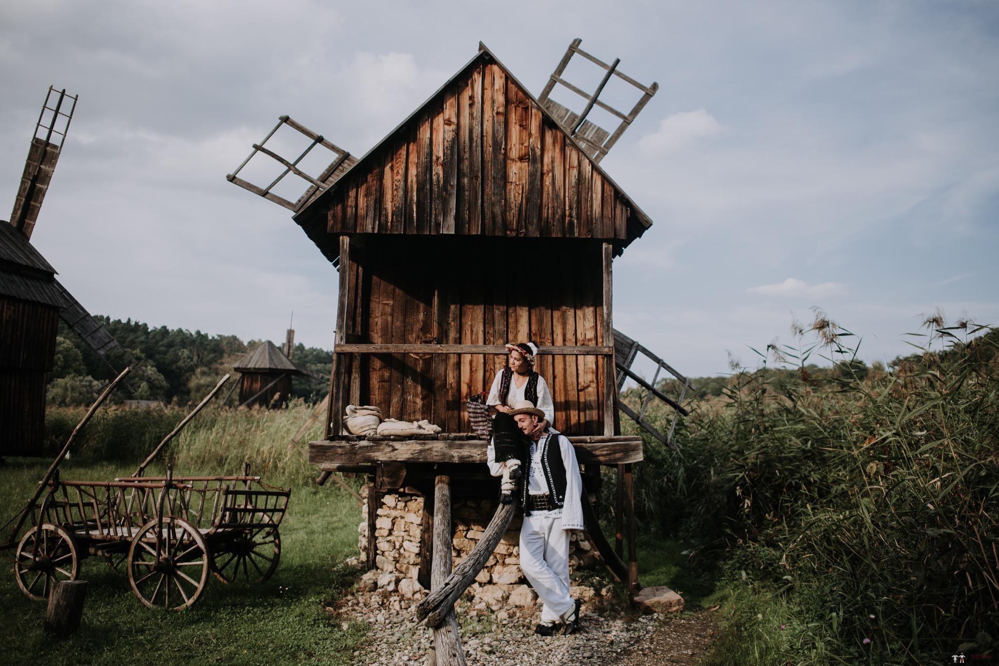 Povești Nunți Tradiționale - Silvia și Adrian. Nuntă tradițională în Ghighișeni, Bihor 120
