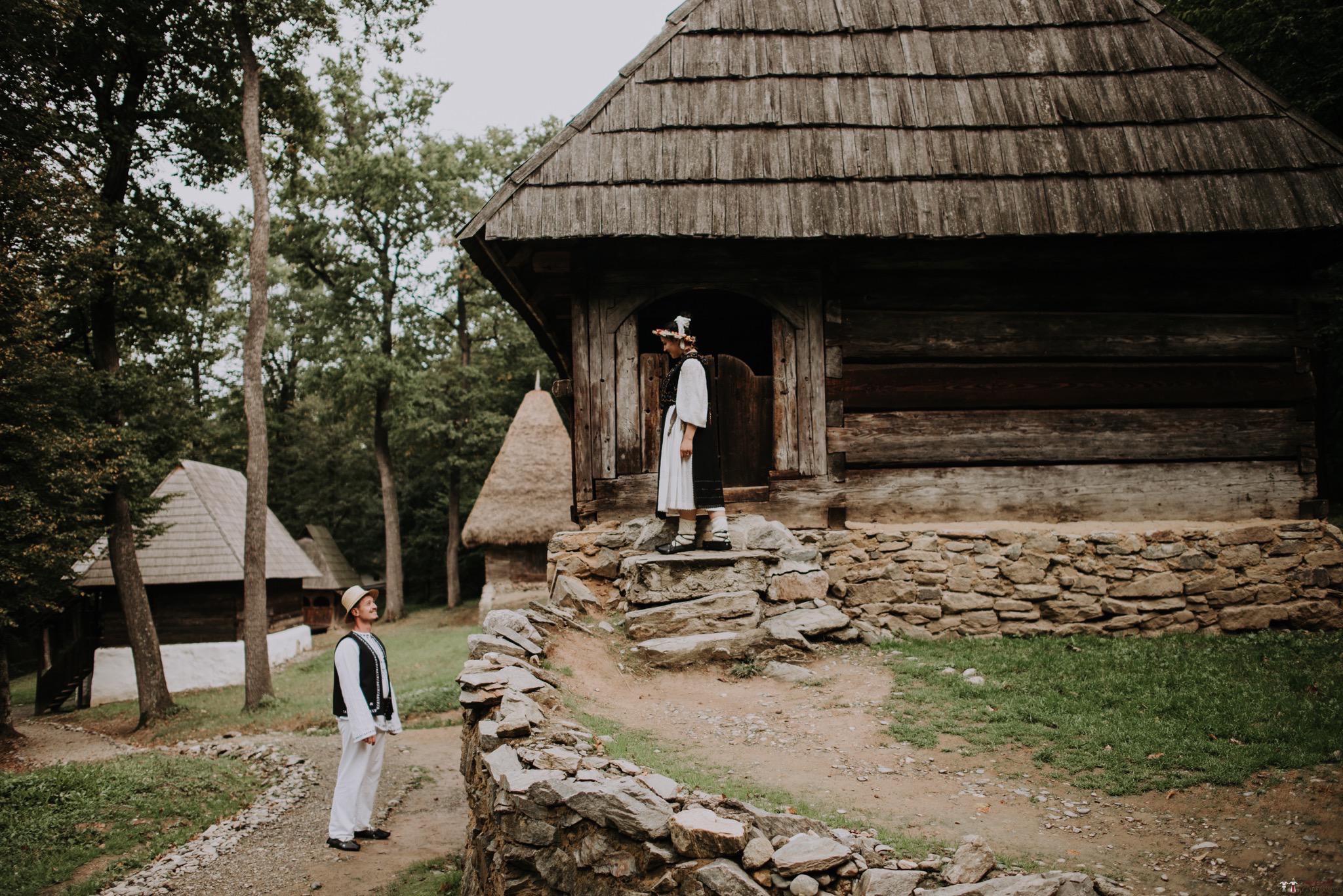 Povești Nunți Tradiționale - Silvia și Adrian. Nuntă tradițională în Ghighișeni, Bihor 106
