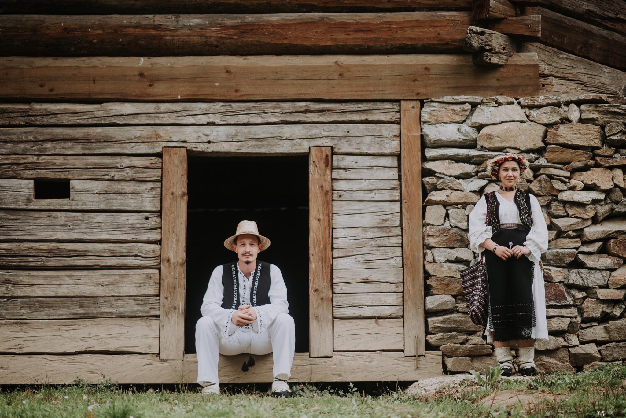 Povești Nunți Tradiționale - Silvia și Adrian. Nuntă tradițională în Ghighișeni, Bihor 107