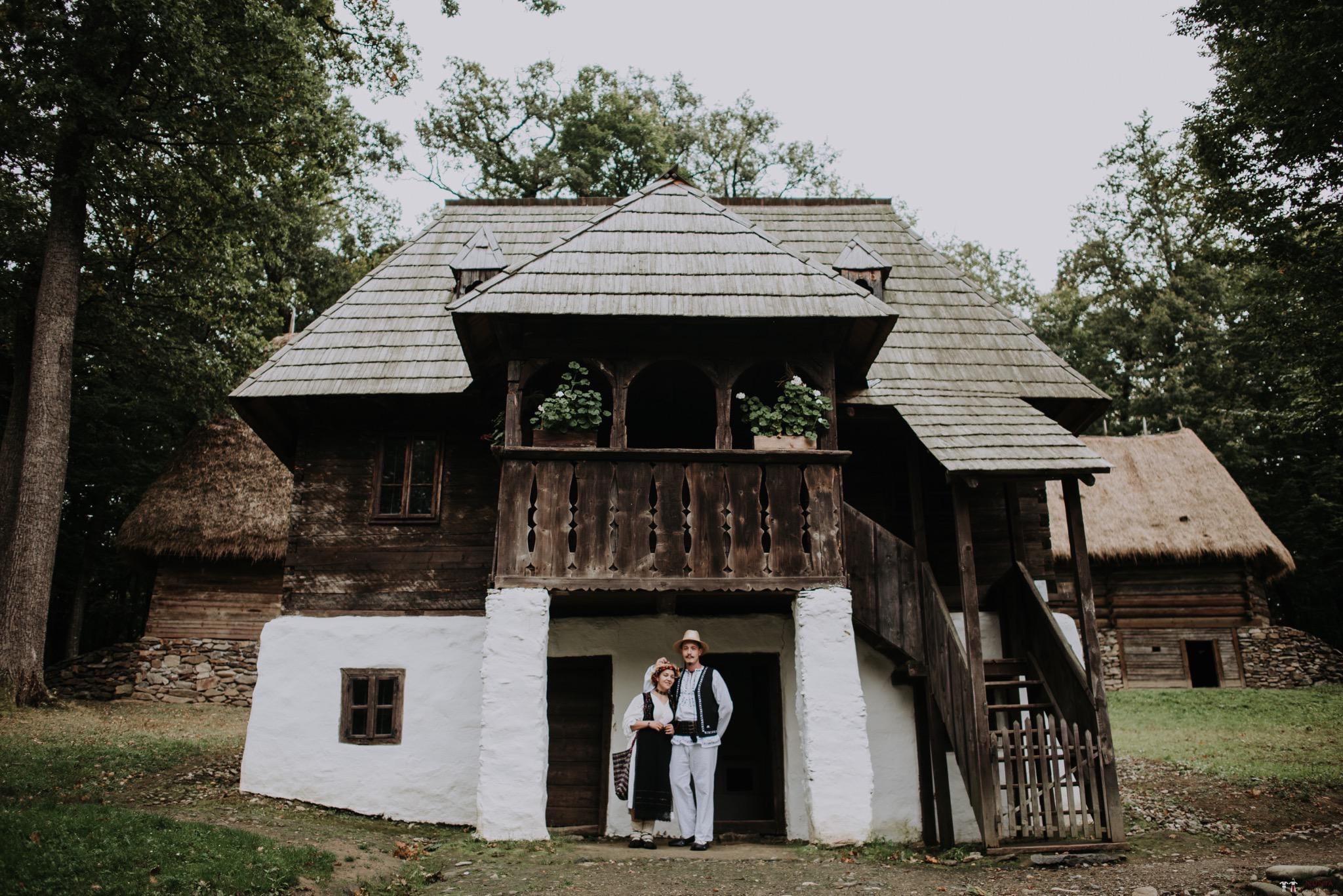 Povești Nunți Tradiționale - Silvia și Adrian. Nuntă tradițională în Ghighișeni, Bihor 108
