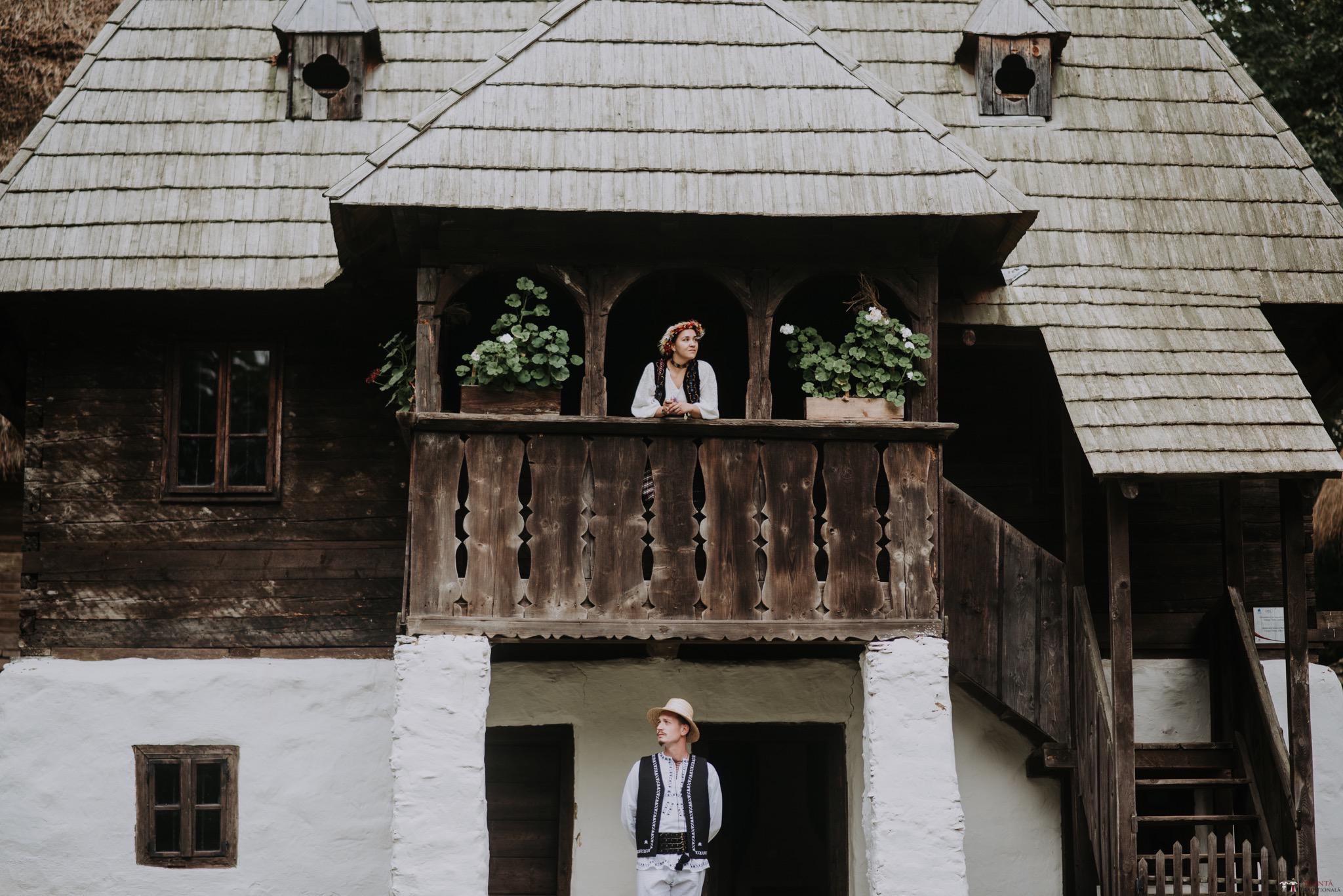 Povești Nunți Tradiționale - Silvia și Adrian. Nuntă tradițională în Ghighișeni, Bihor 109