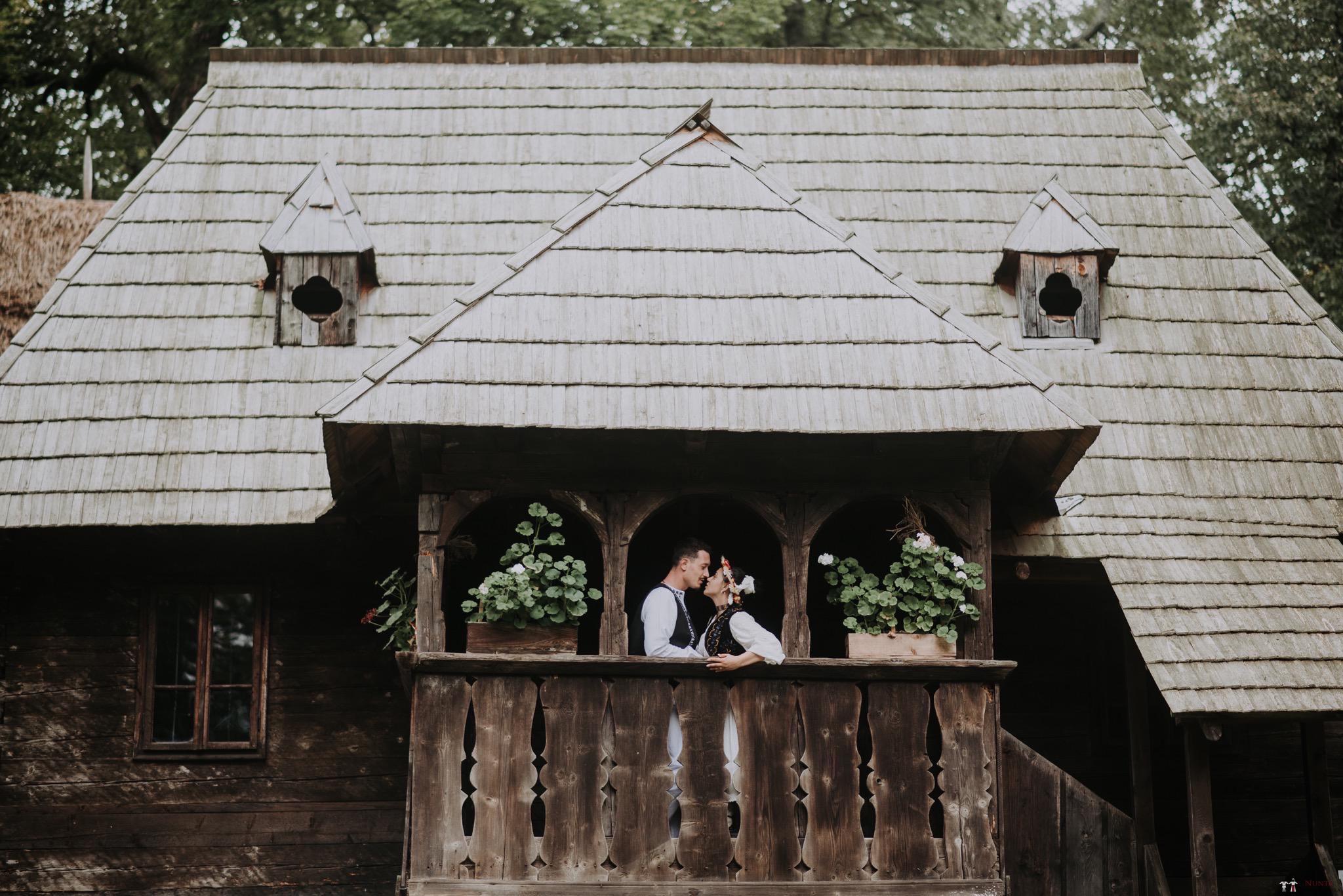 Povești Nunți Tradiționale - Silvia și Adrian. Nuntă tradițională în Ghighișeni, Bihor 110
