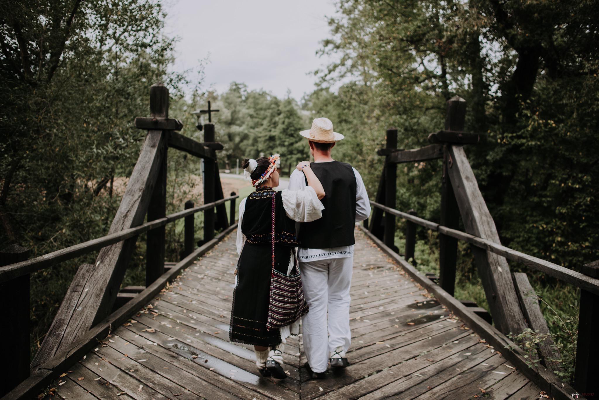 Povești Nunți Tradiționale - Silvia și Adrian. Nuntă tradițională în Ghighișeni, Bihor 113