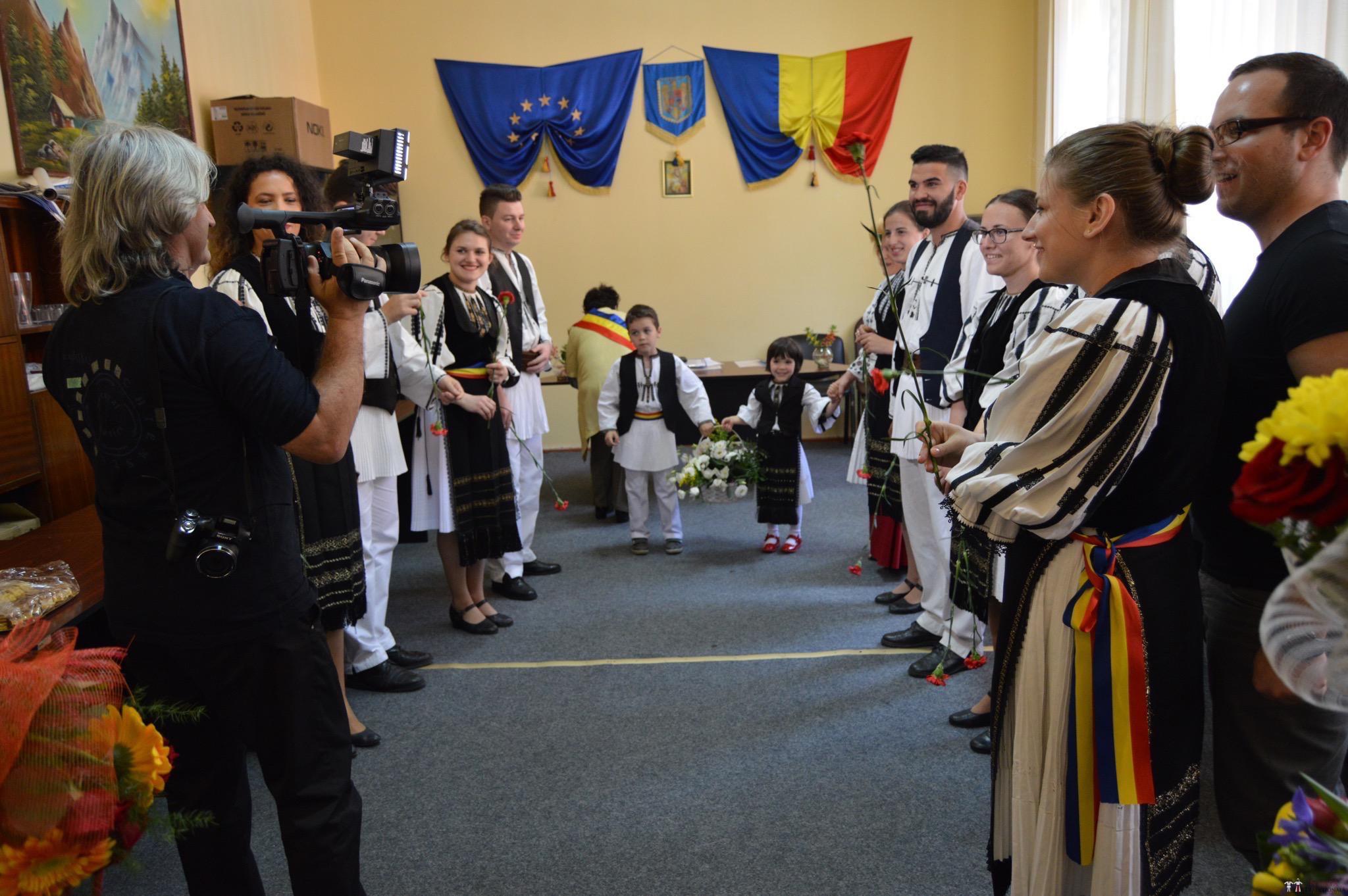Povești Nunți Tradiționale - Constantin și Simona-Marilena. Nuntă tradițională în Căpâlna, Alba 18