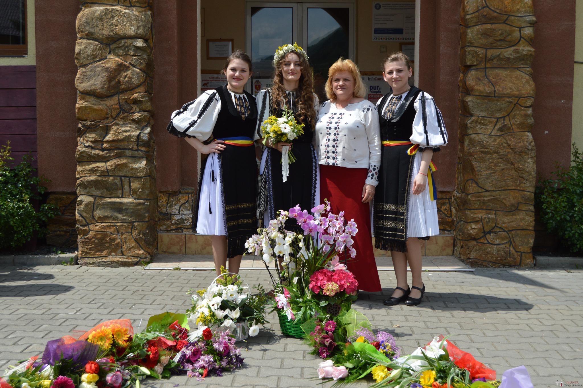Povești Nunți Tradiționale - Constantin și Simona-Marilena. Nuntă tradițională în Căpâlna, Alba 25