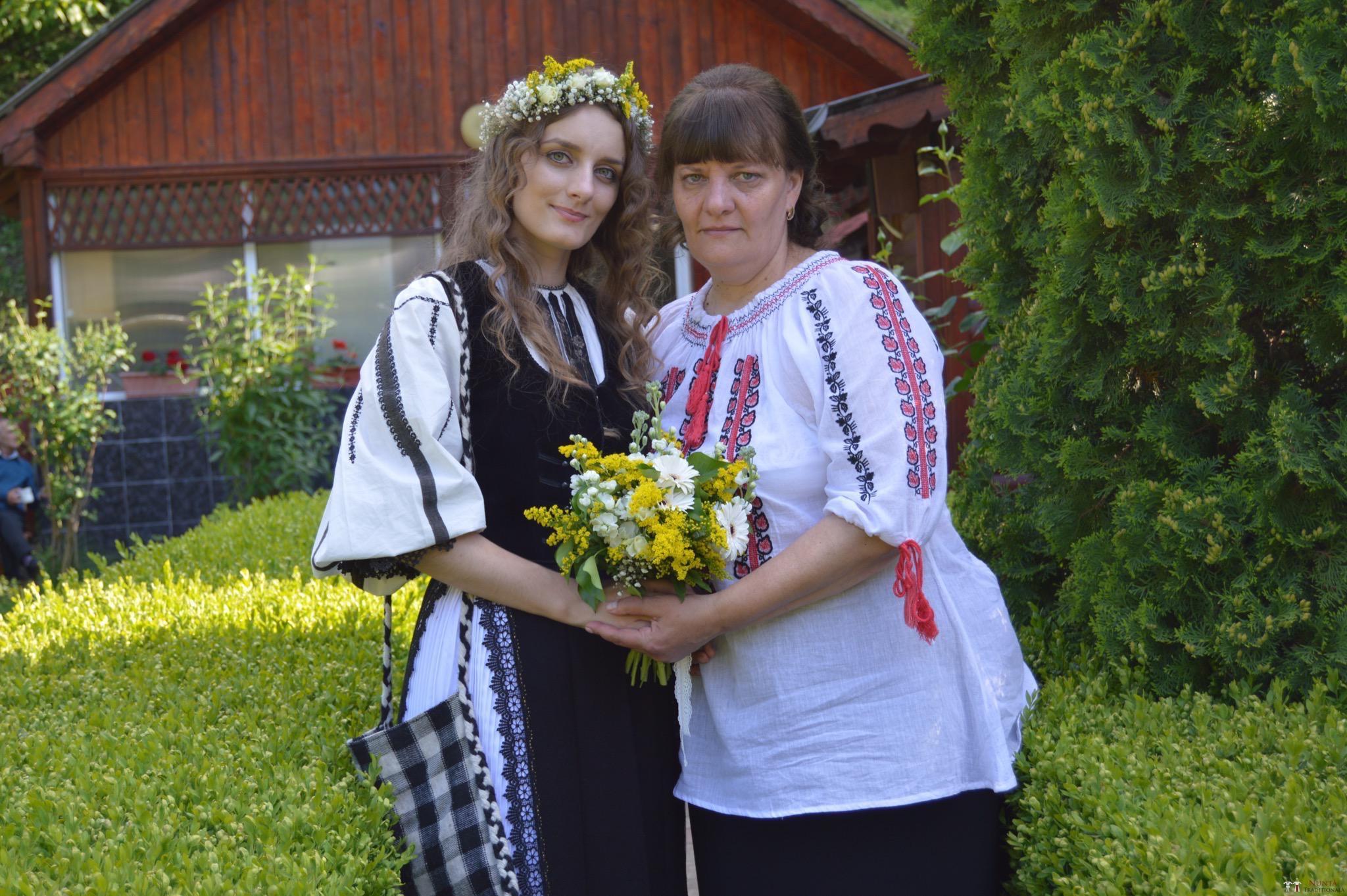 Povești Nunți Tradiționale - Constantin și Simona-Marilena. Nuntă tradițională în Căpâlna, Alba 28