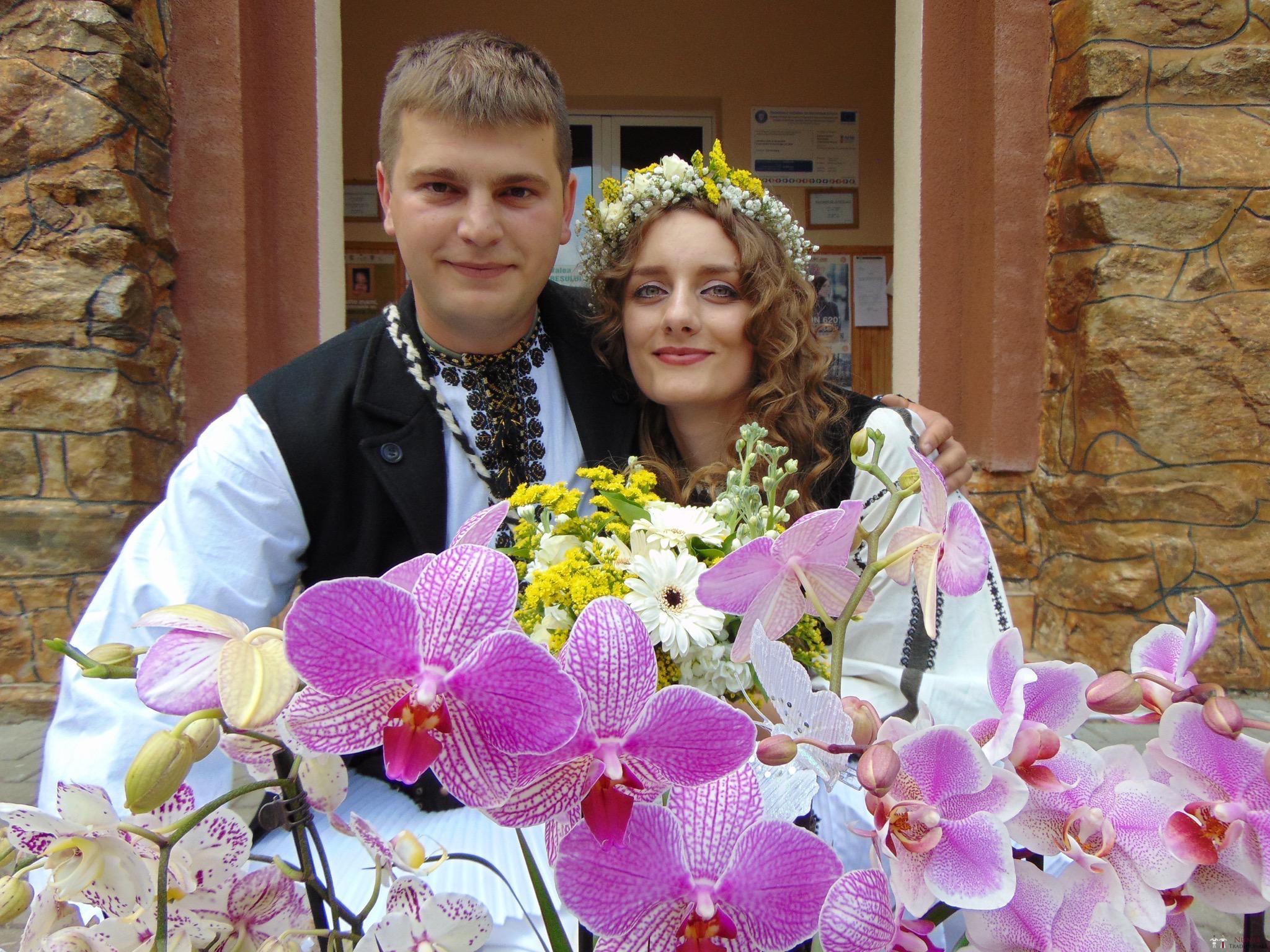 Povești Nunți Tradiționale - Constantin și Simona-Marilena. Nuntă tradițională în Căpâlna, Alba 5