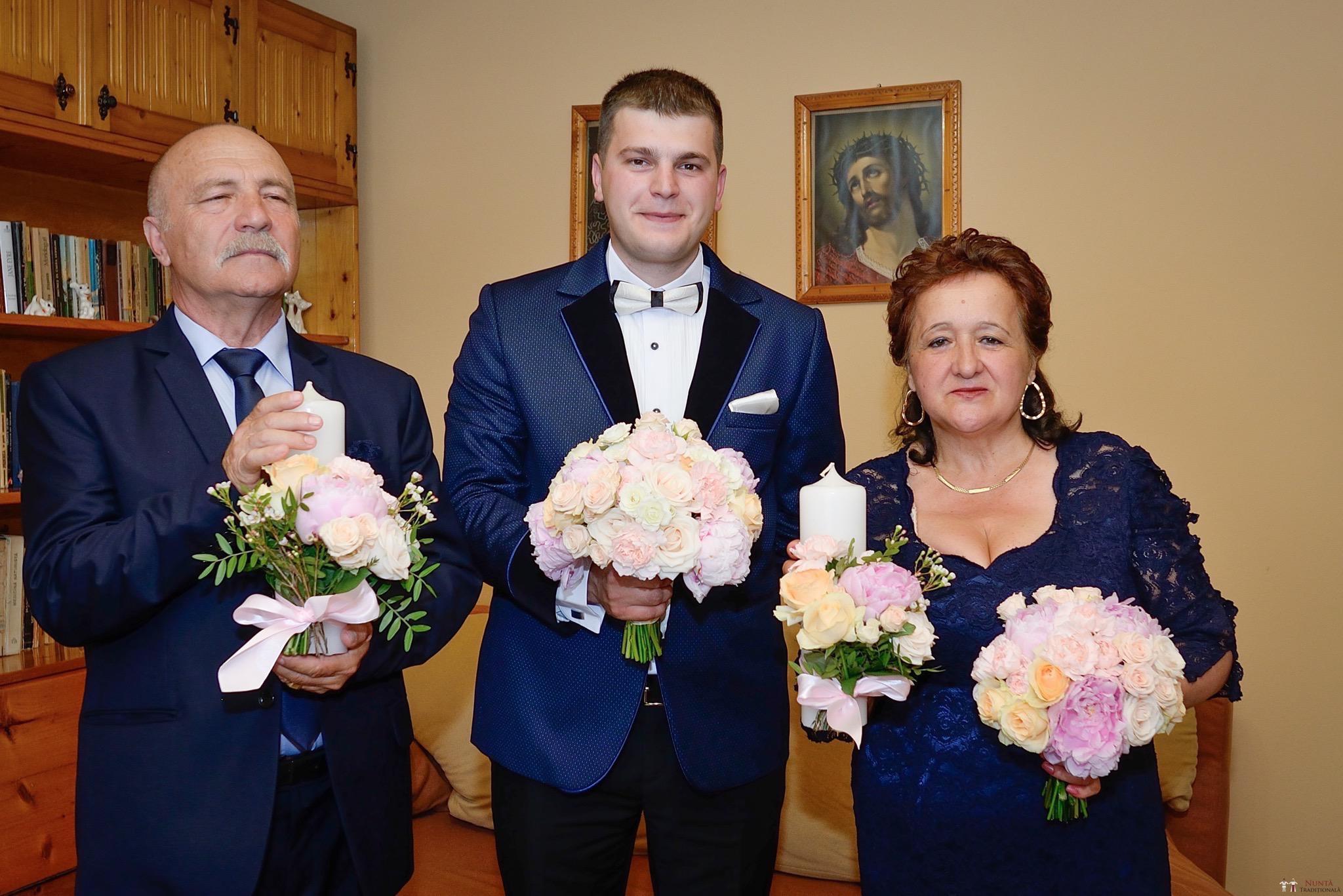 Povești Nunți Tradiționale - Constantin și Simona-Marilena. Nuntă tradițională în Căpâlna, Alba 32