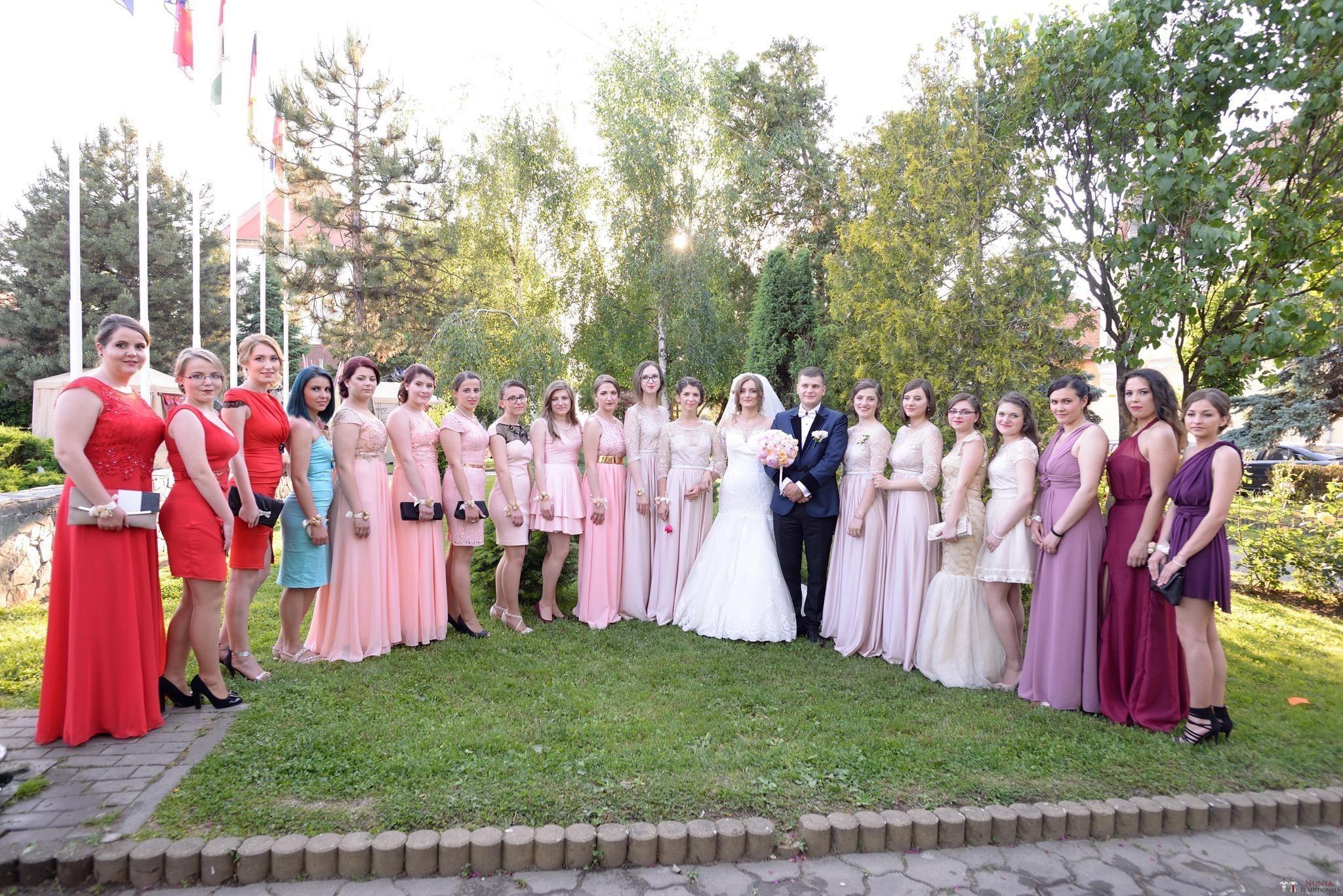 Povești Nunți Tradiționale - Constantin și Simona-Marilena. Nuntă tradițională în Căpâlna, Alba 48