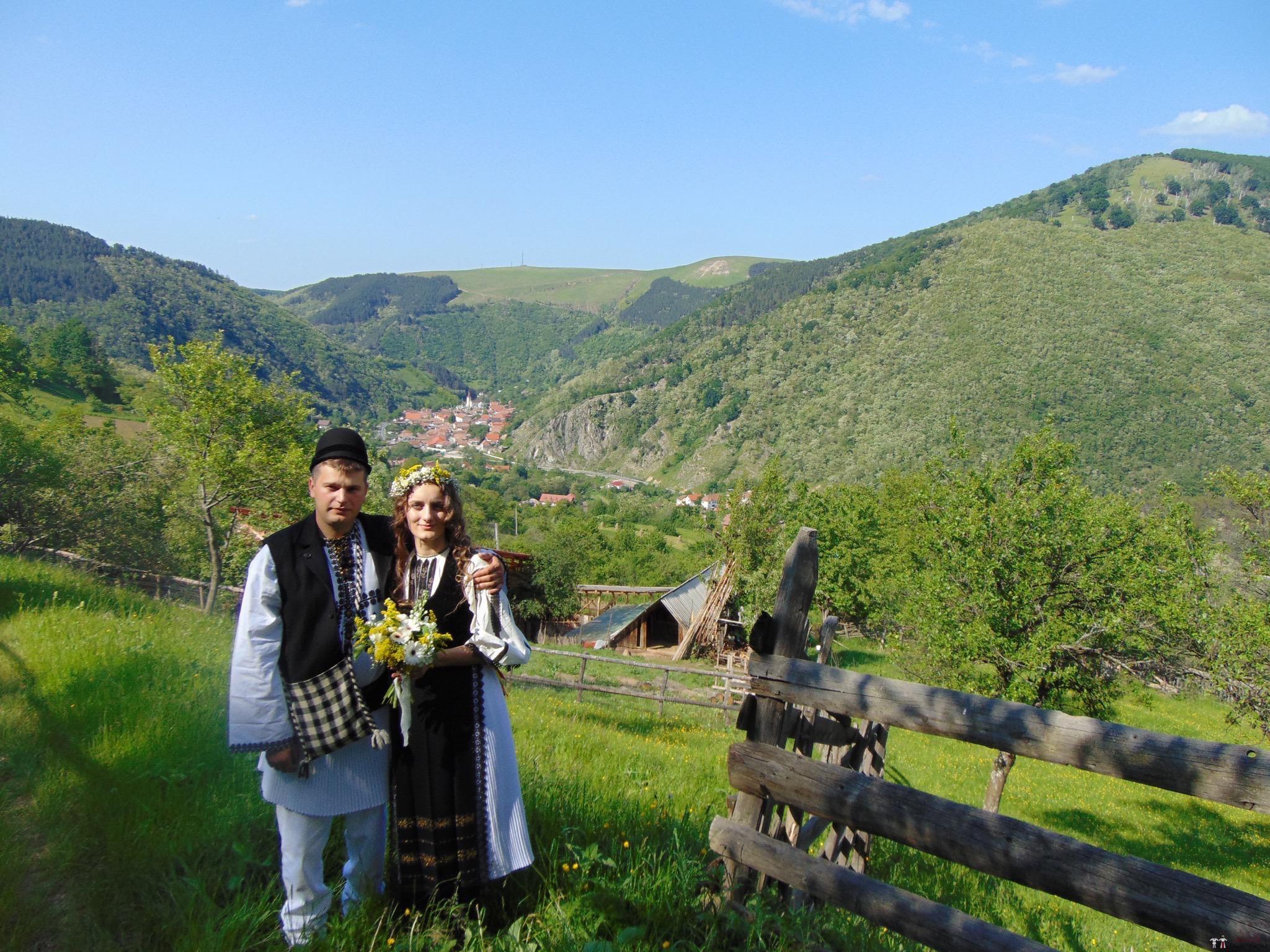 Povești Nunți Tradiționale - Constantin și Simona-Marilena. Nuntă tradițională în Căpâlna, Alba 64