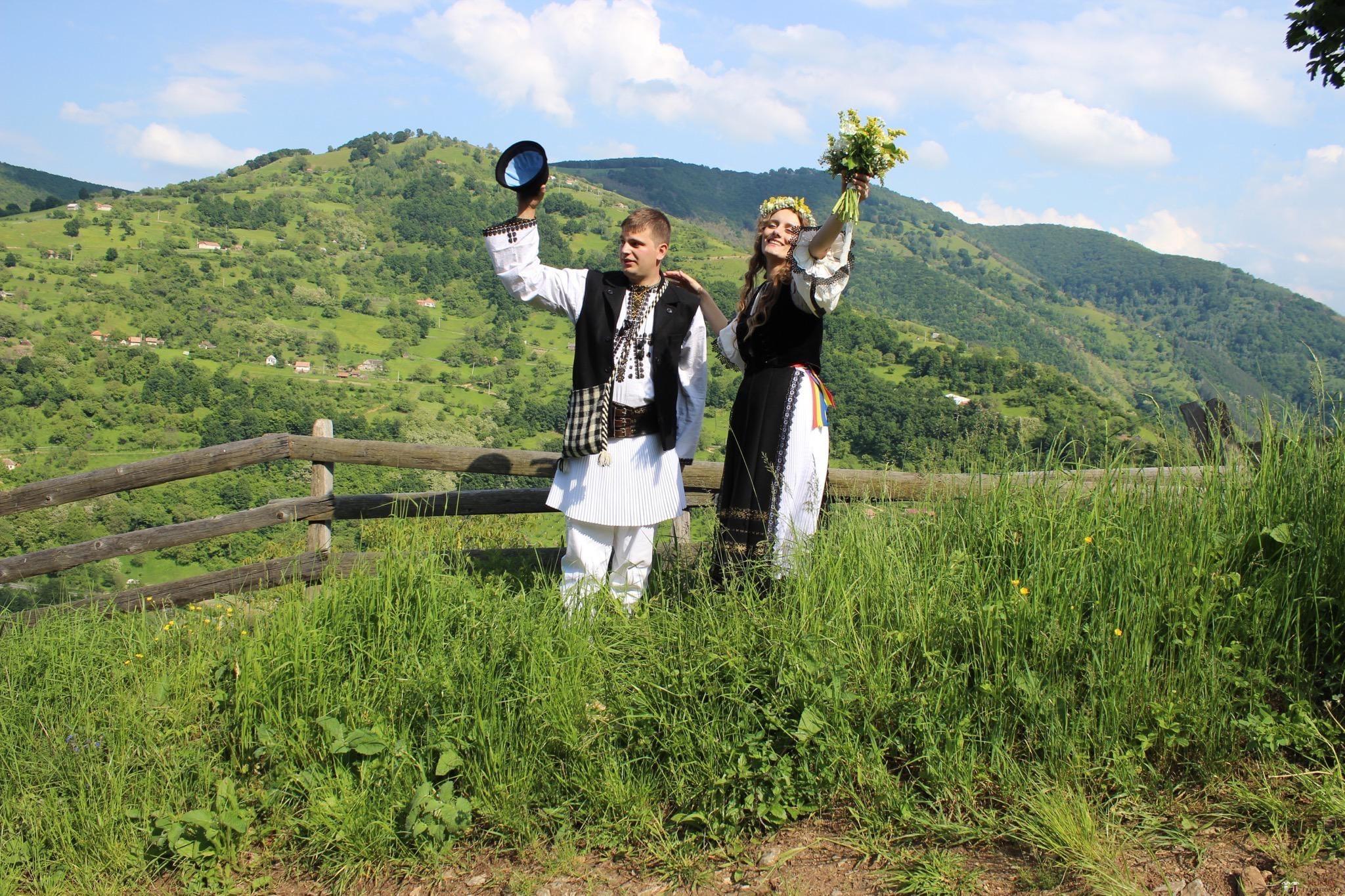 Povești Nunți Tradiționale - Constantin și Simona-Marilena. Nuntă tradițională în Căpâlna, Alba 67