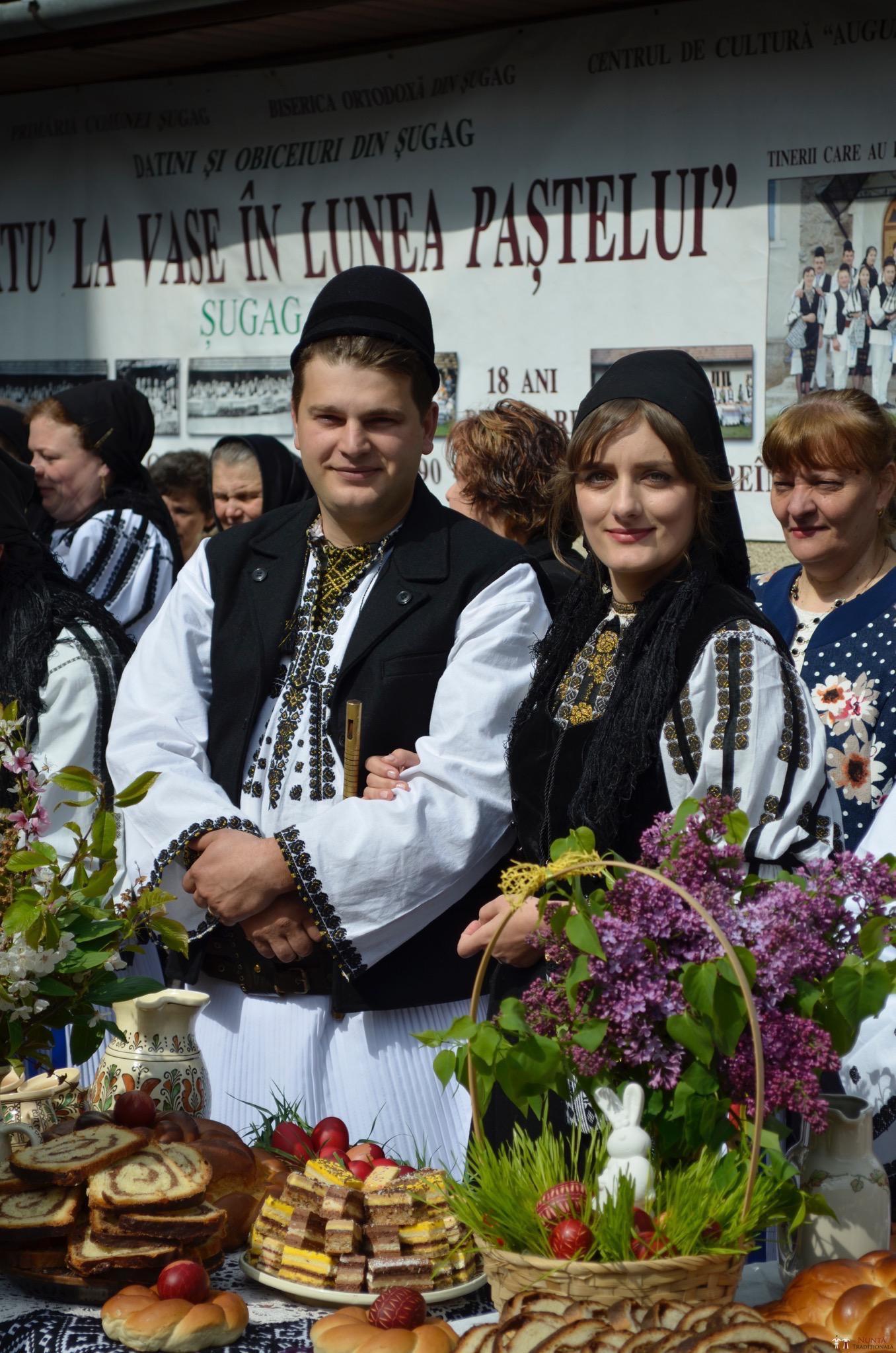 Povești Nunți Tradiționale - Constantin și Simona-Marilena. Nuntă tradițională în Căpâlna, Alba 68