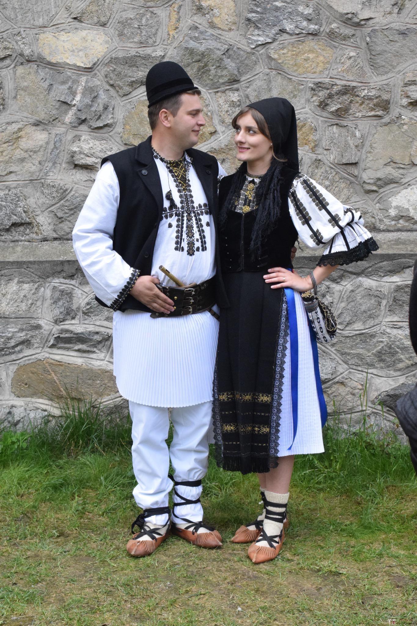 Povești Nunți Tradiționale - Constantin și Simona-Marilena. Nuntă tradițională în Căpâlna, Alba 78