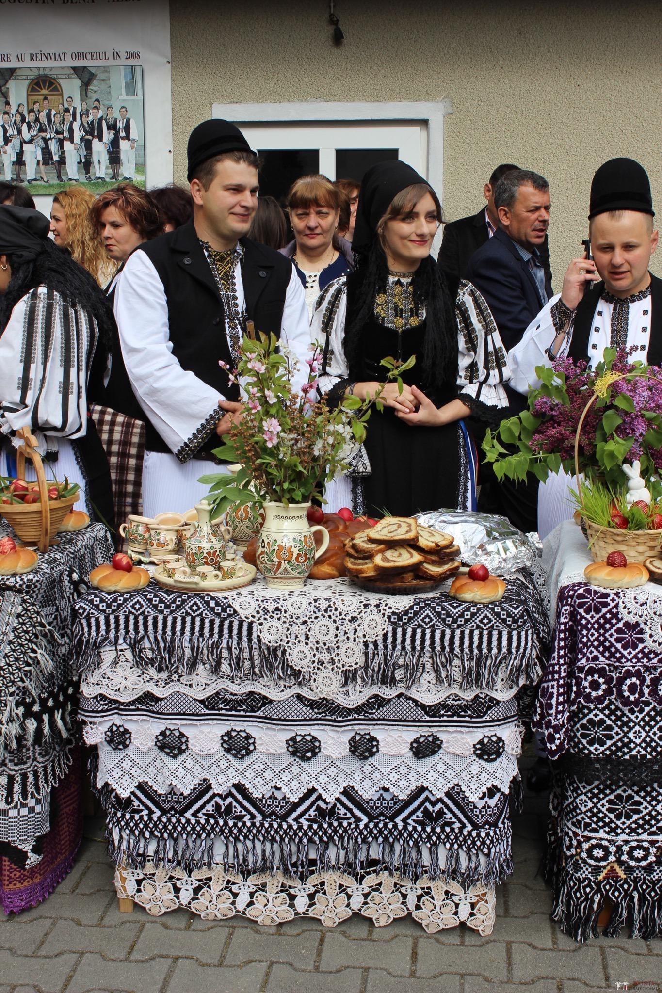 Povești Nunți Tradiționale - Constantin și Simona-Marilena. Nuntă tradițională în Căpâlna, Alba 79