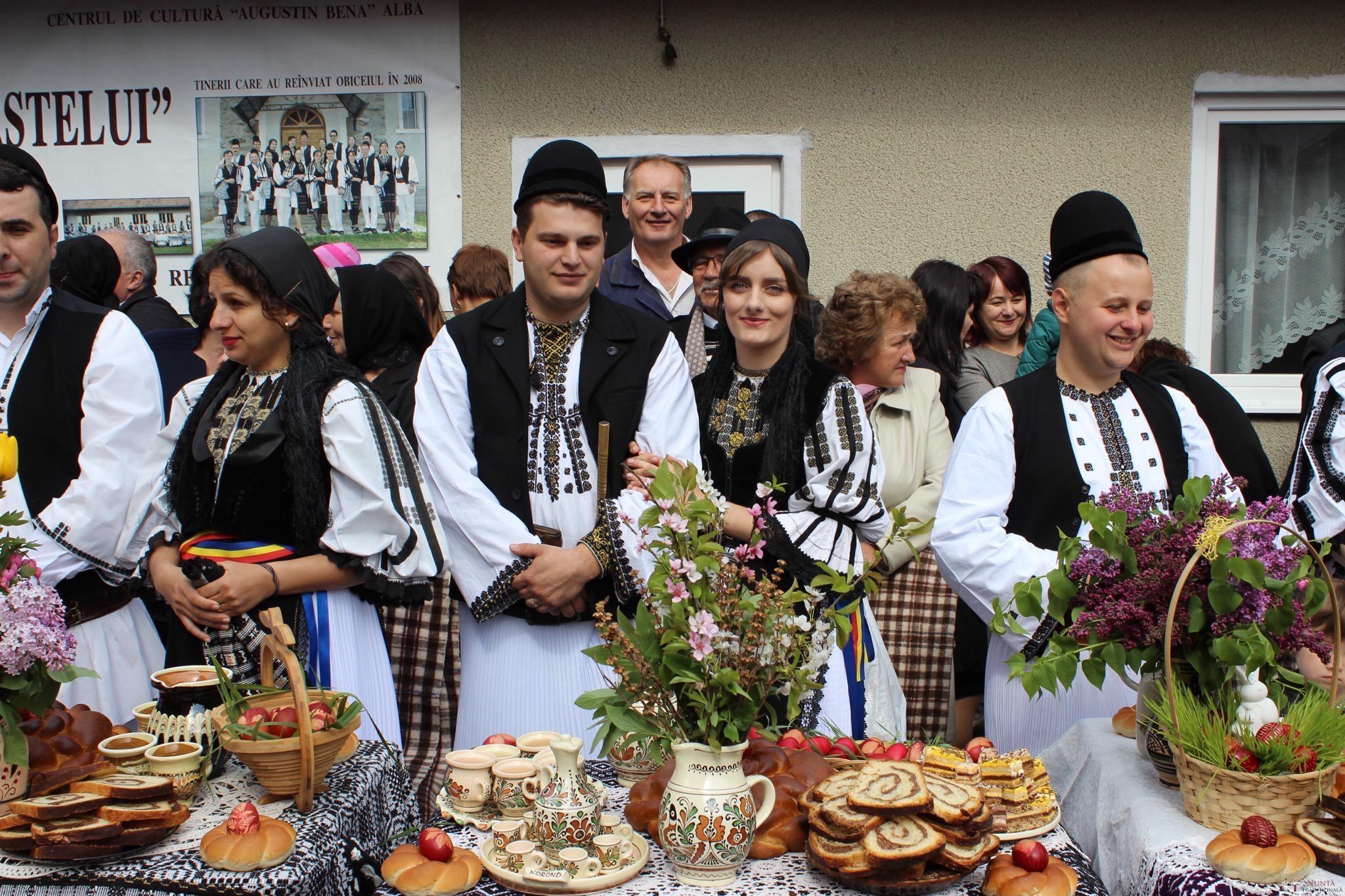 Povești Nunți Tradiționale - Constantin și Simona-Marilena. Nuntă tradițională în Căpâlna, Alba 80