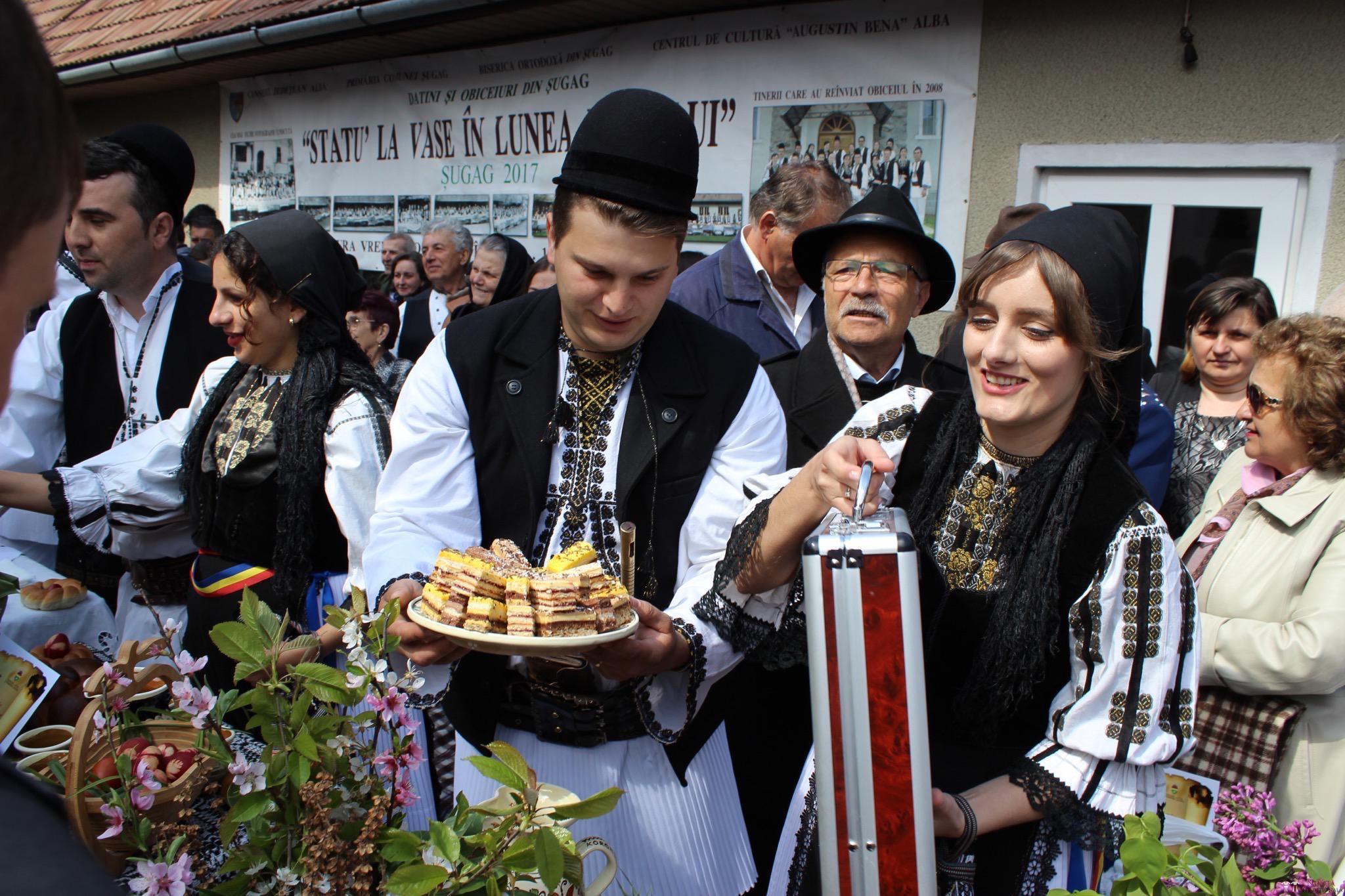 Povești Nunți Tradiționale - Constantin și Simona-Marilena. Nuntă tradițională în Căpâlna, Alba 83