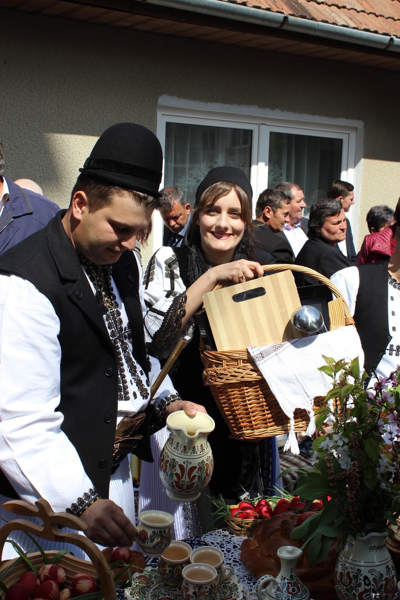 Povești Nunți Tradiționale - Constantin și Simona-Marilena. Nuntă tradițională în Căpâlna, Alba 84