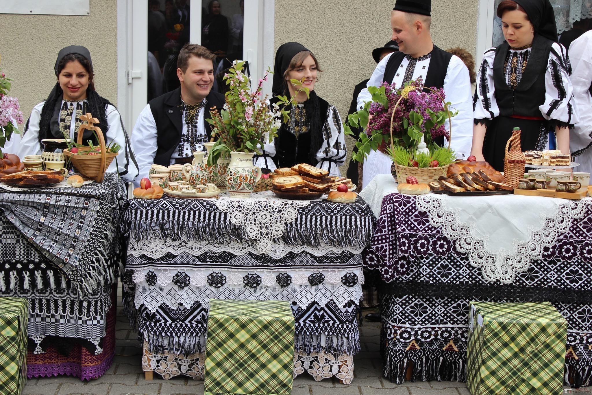 Povești Nunți Tradiționale - Constantin și Simona-Marilena. Nuntă tradițională în Căpâlna, Alba 92