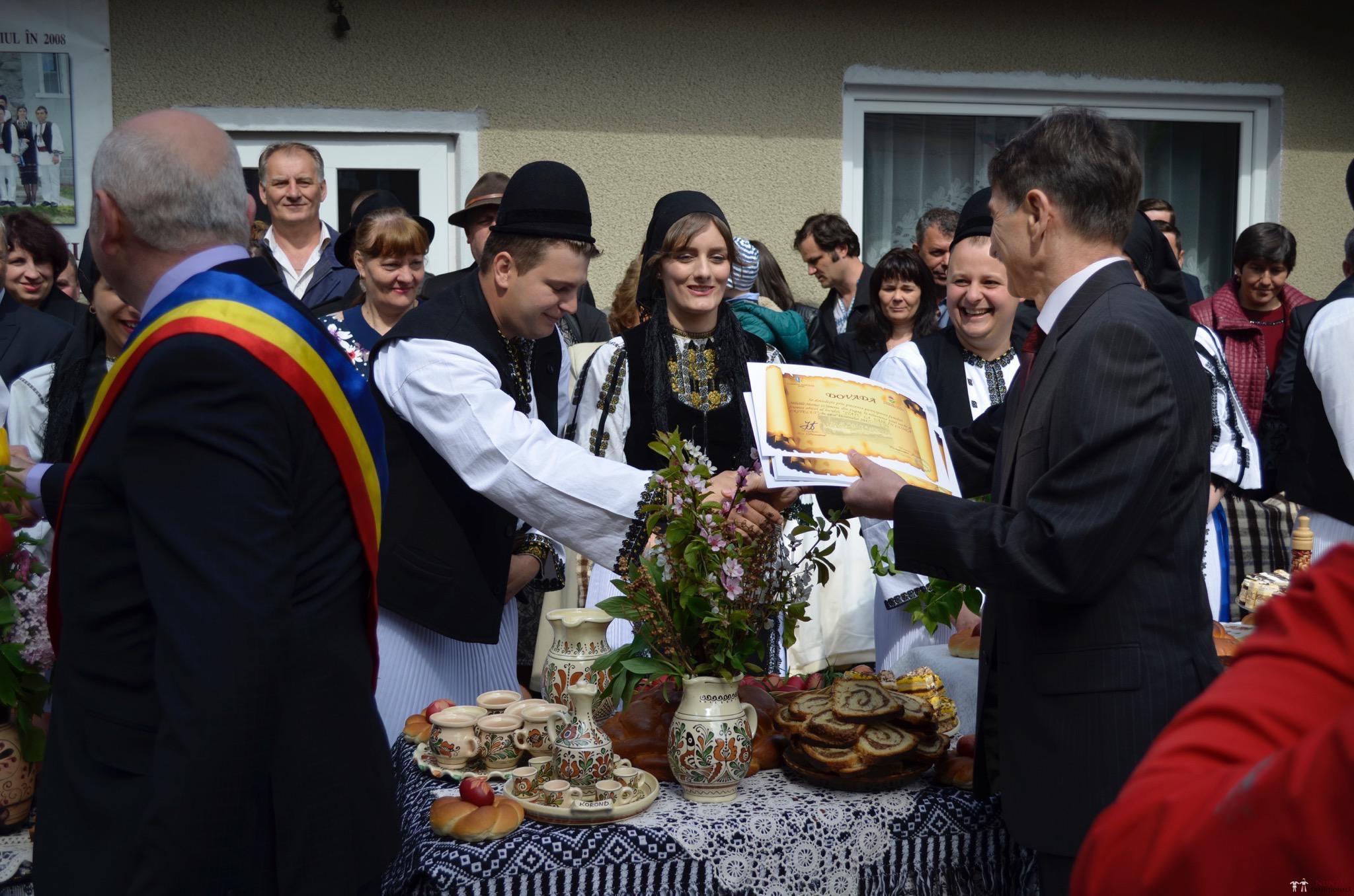 Povești Nunți Tradiționale - Constantin și Simona-Marilena. Nuntă tradițională în Căpâlna, Alba 72