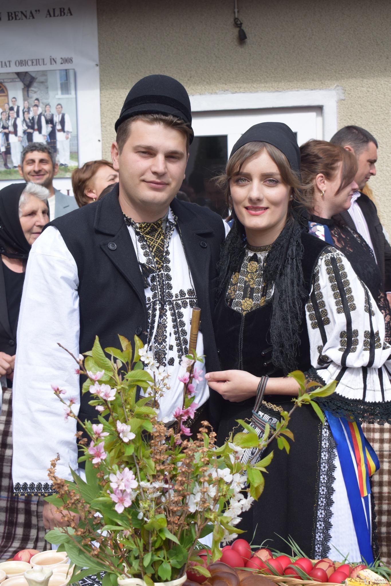 Povești Nunți Tradiționale - Constantin și Simona-Marilena. Nuntă tradițională în Căpâlna, Alba 74