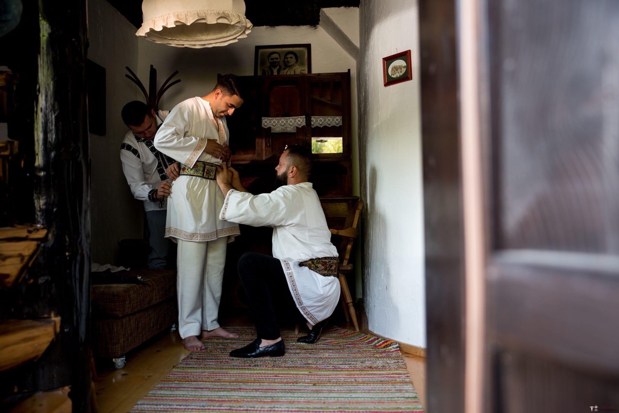 Povești Nunți Tradiționale - Irina și Alexandru, nuntă în Câmpulung Moldovenesc, Suceava 9