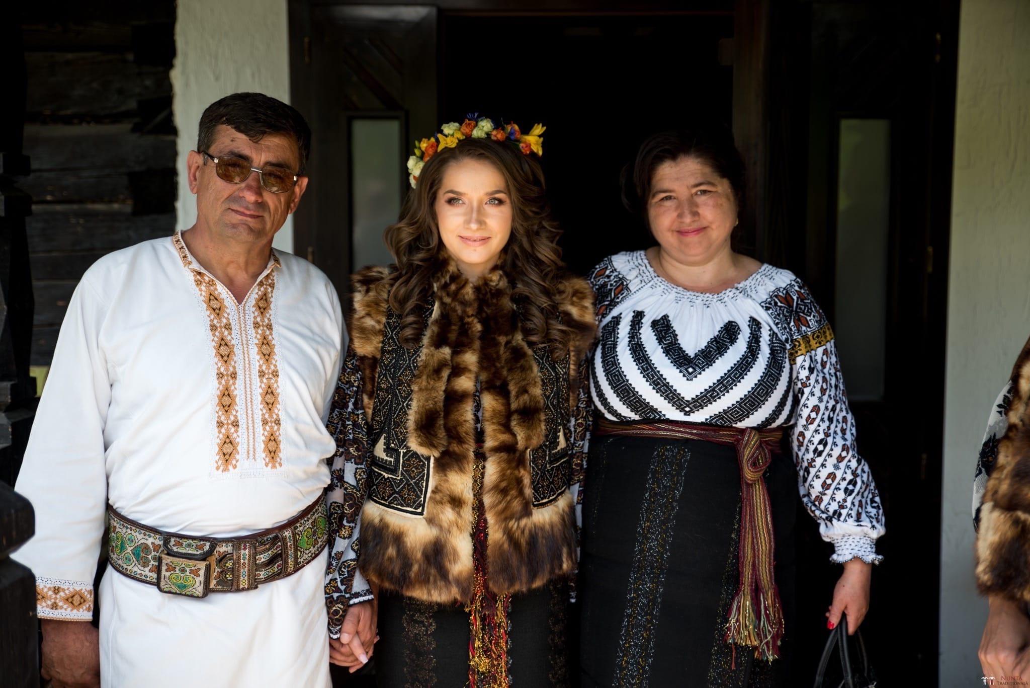 Povești Nunți Tradiționale - Irina și Alexandru, nuntă în Câmpulung Moldovenesc, Suceava 13