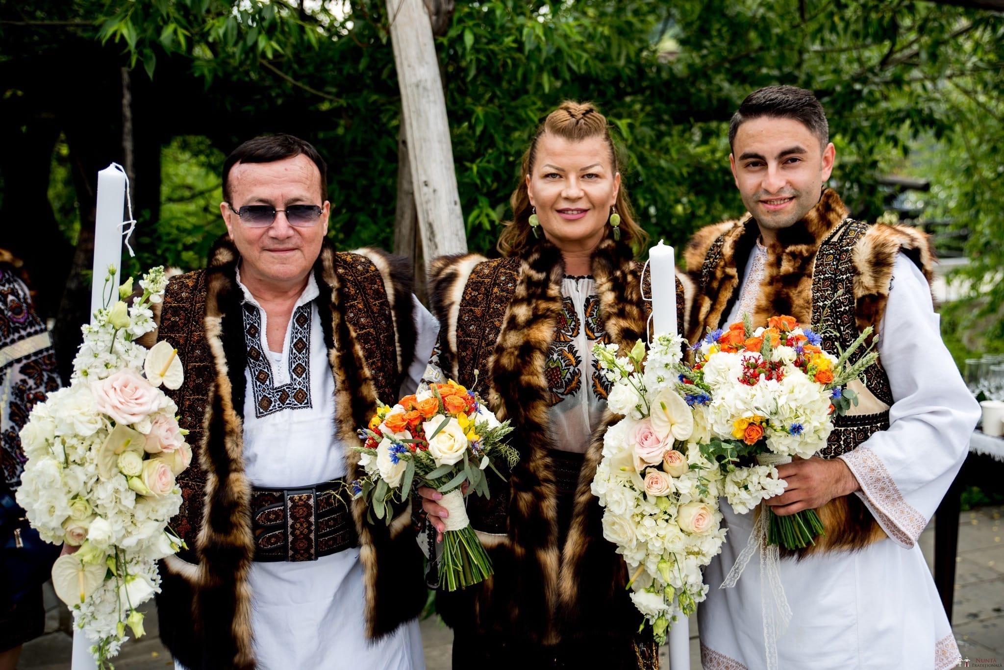 Povești Nunți Tradiționale - Irina și Alexandru, nuntă în Câmpulung Moldovenesc, Suceava 14
