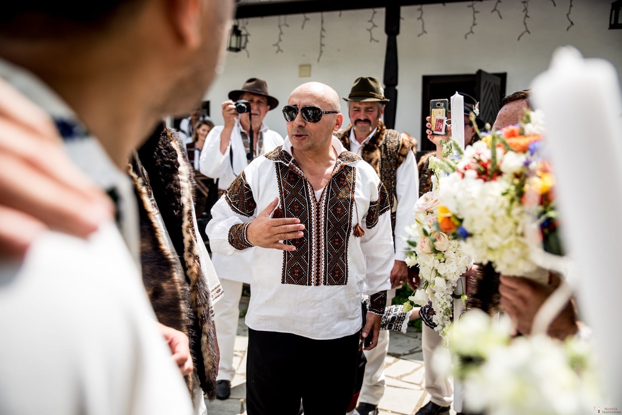Povești Nunți Tradiționale - Irina și Alexandru, nuntă în Câmpulung Moldovenesc, Suceava 15