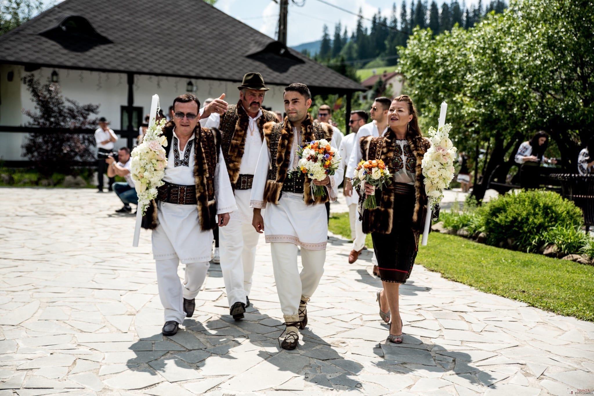 Povești Nunți Tradiționale - Irina și Alexandru, nuntă în Câmpulung Moldovenesc, Suceava 18