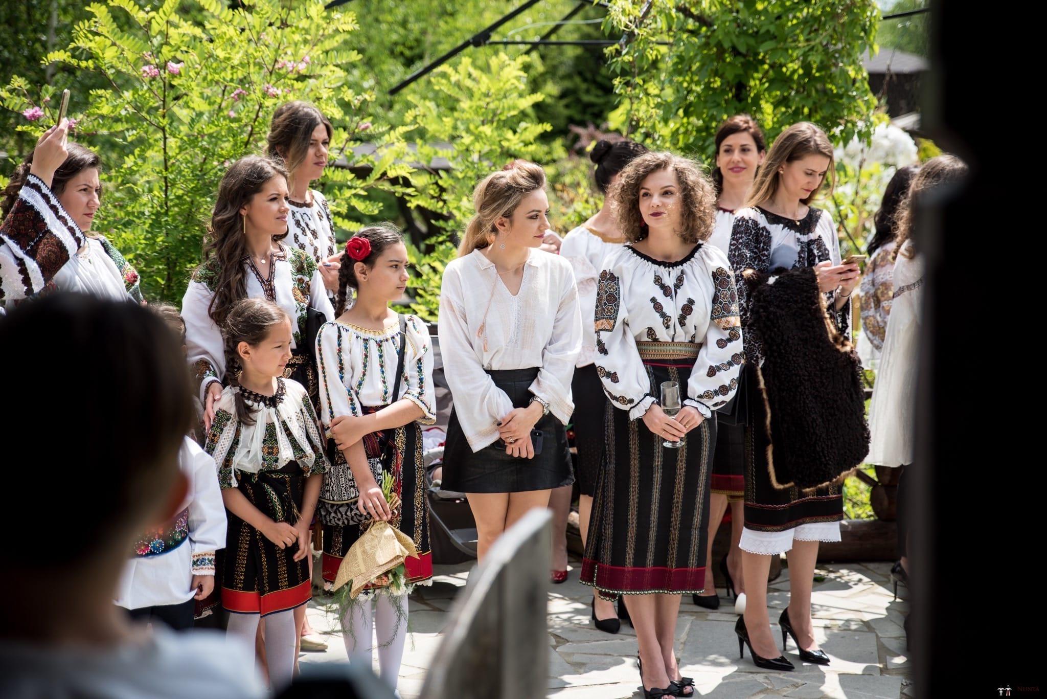 Povești Nunți Tradiționale - Irina și Alexandru, nuntă în Câmpulung Moldovenesc, Suceava 21