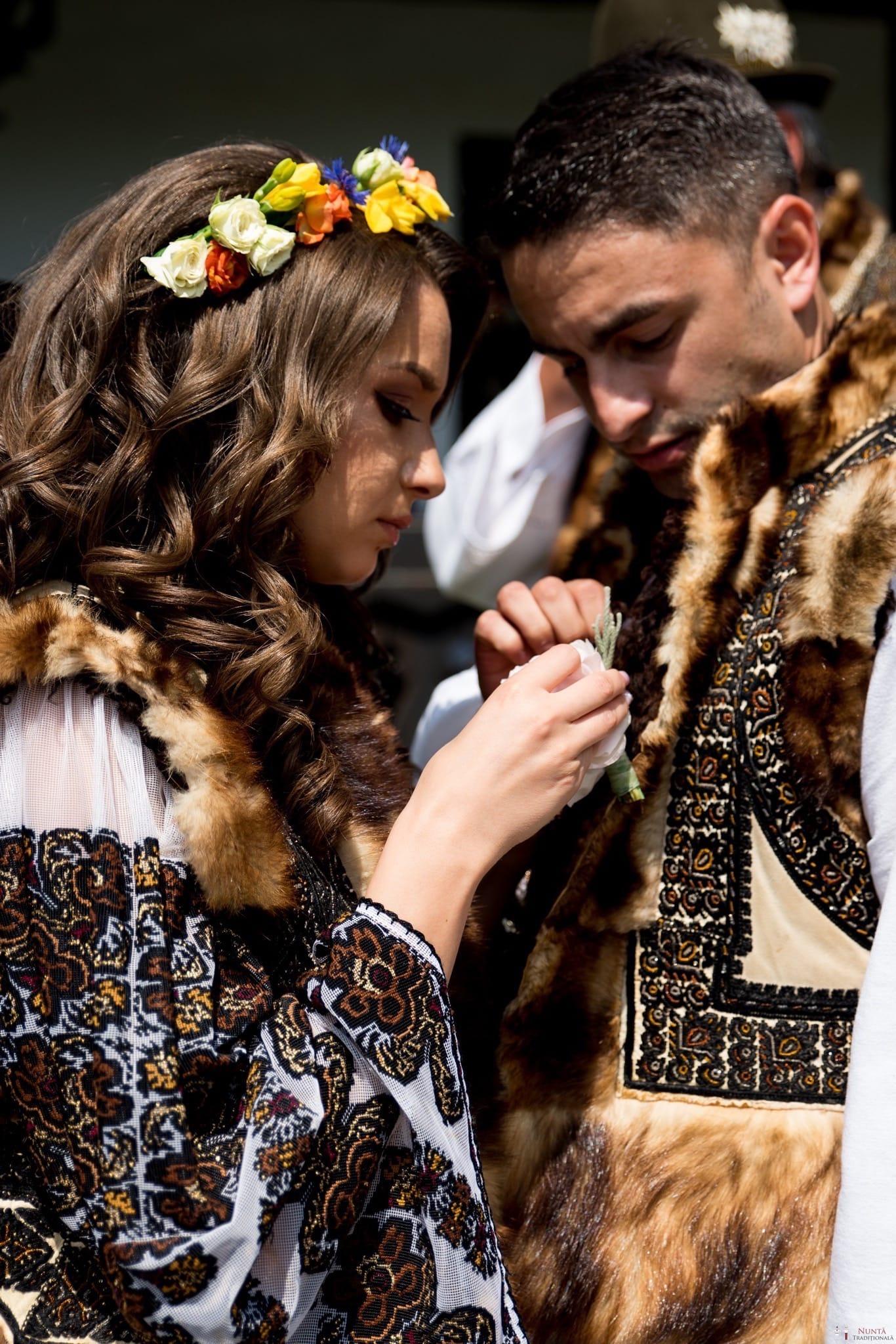 Povești Nunți Tradiționale - Irina și Alexandru, nuntă în Câmpulung Moldovenesc, Suceava 23