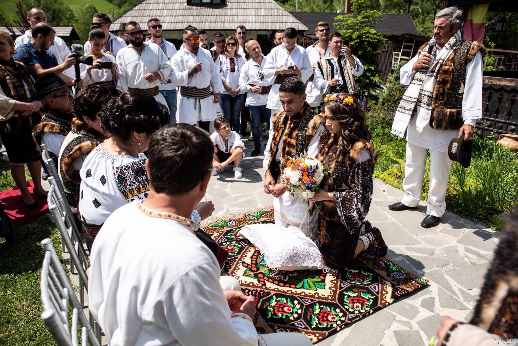Povești Nunți Tradiționale - Irina și Alexandru, nuntă în Câmpulung Moldovenesc, Suceava 24