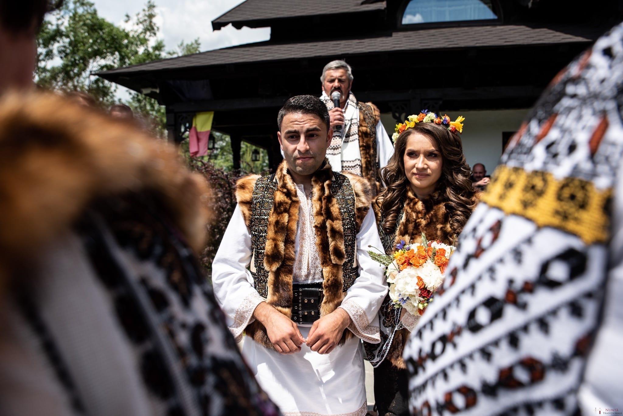 Povești Nunți Tradiționale - Irina și Alexandru, nuntă în Câmpulung Moldovenesc, Suceava 26