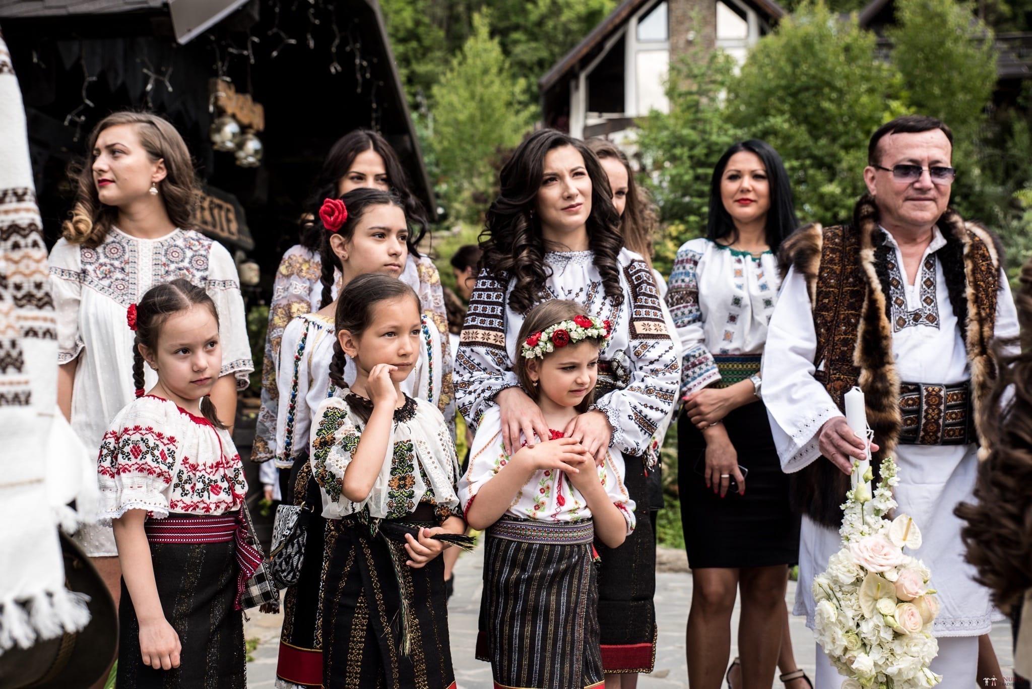 Povești Nunți Tradiționale - Irina și Alexandru, nuntă în Câmpulung Moldovenesc, Suceava 28