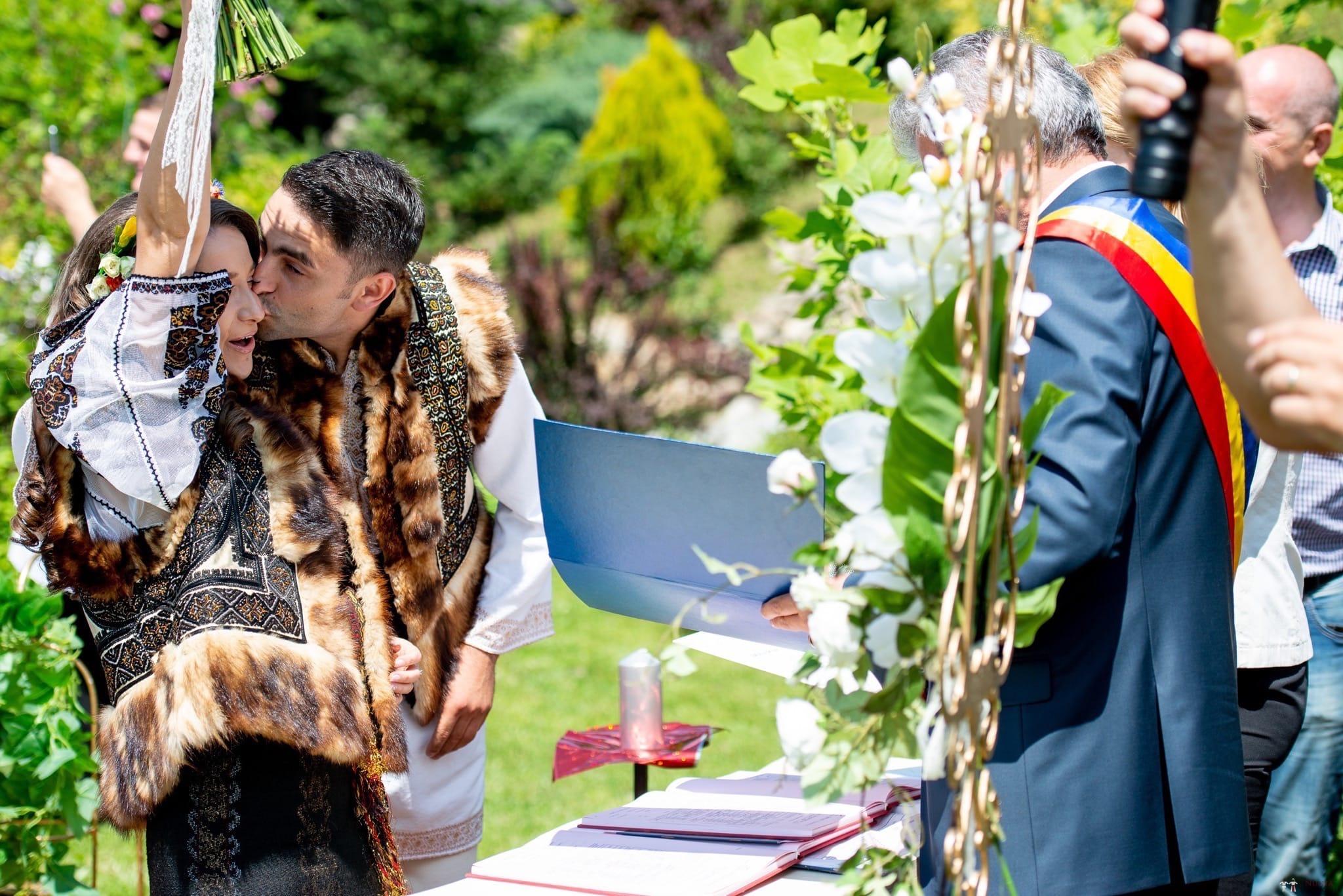 Povești Nunți Tradiționale - Irina și Alexandru, nuntă în Câmpulung Moldovenesc, Suceava 31
