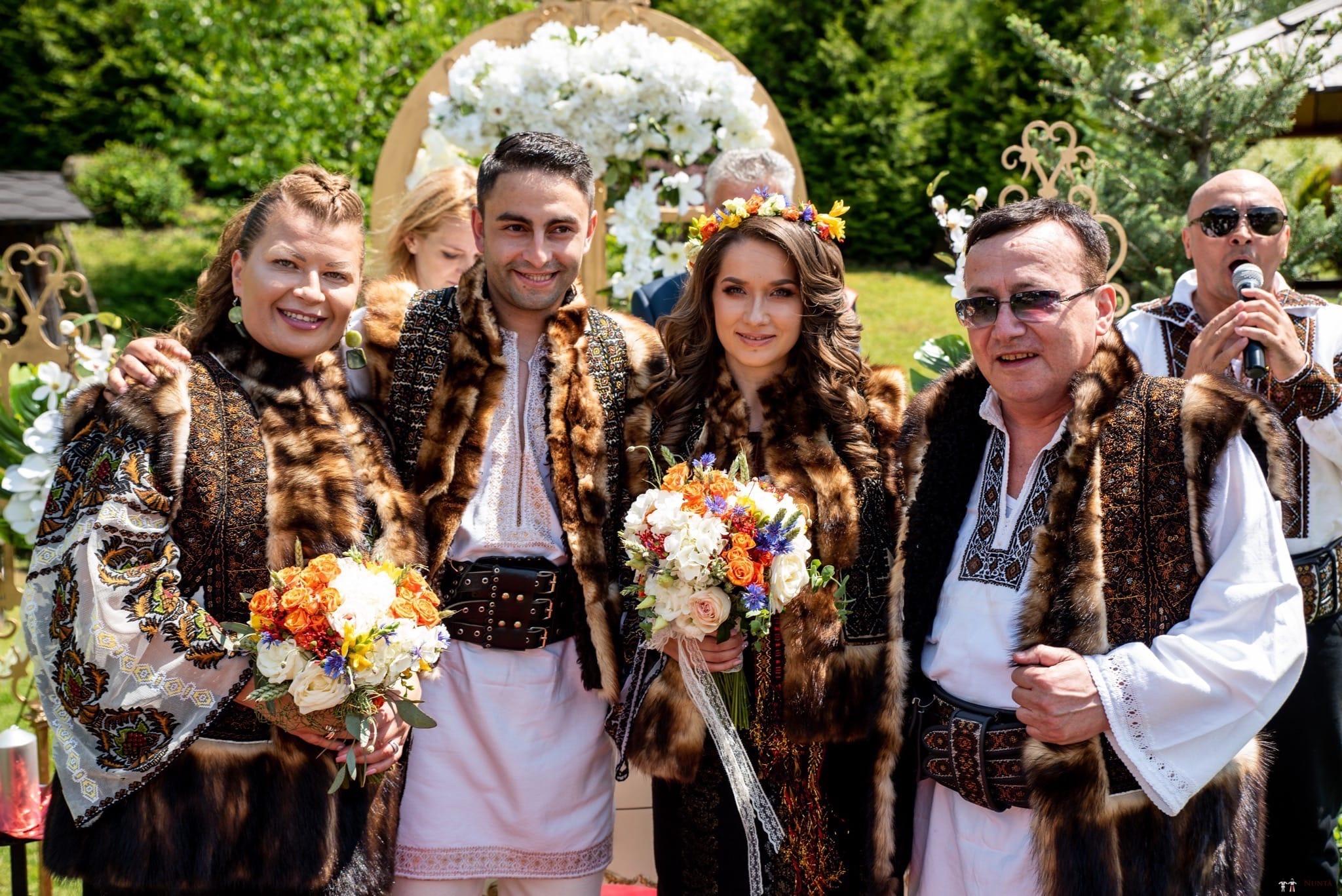 Povești Nunți Tradiționale - Irina și Alexandru, nuntă în Câmpulung Moldovenesc, Suceava 32