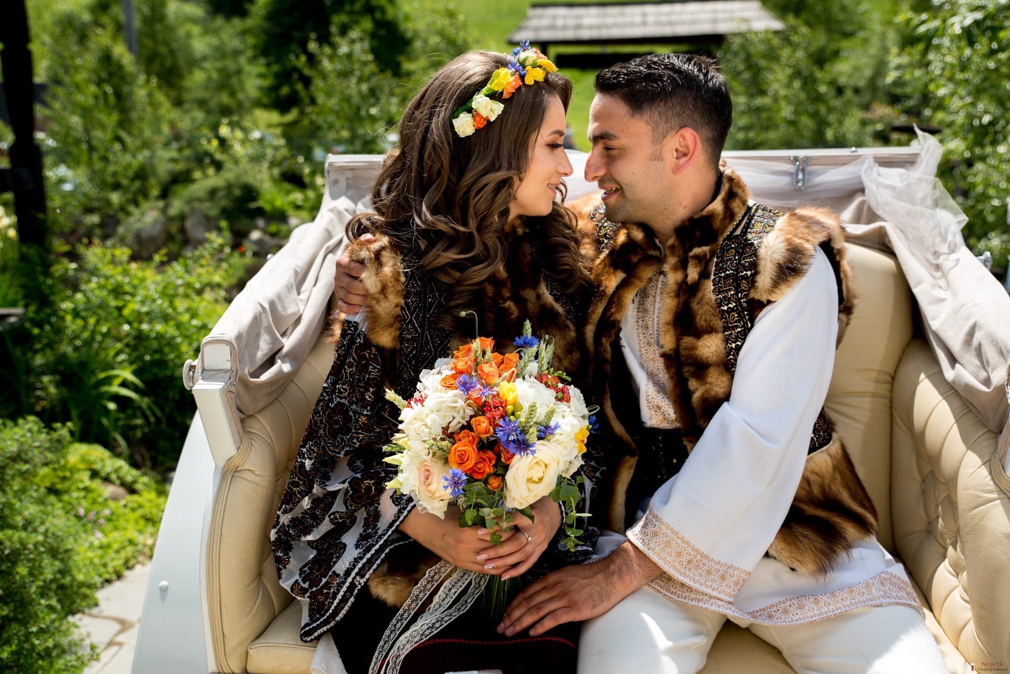 Povești Nunți Tradiționale - Irina și Alexandru, nuntă în Câmpulung Moldovenesc, Suceava 36