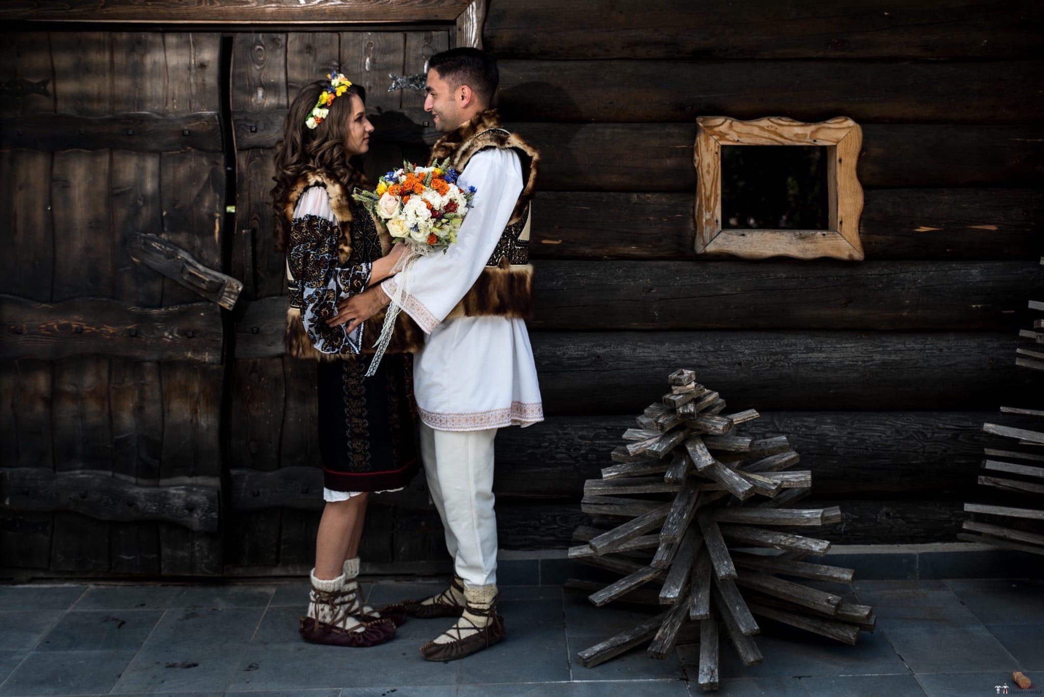 Povești Nunți Tradiționale - Irina și Alexandru, nuntă în Câmpulung Moldovenesc, Suceava 37