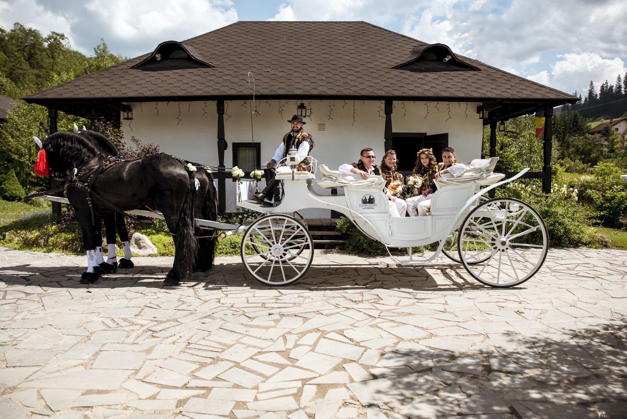 Povești Nunți Tradiționale - Irina și Alexandru, nuntă în Câmpulung Moldovenesc, Suceava 41